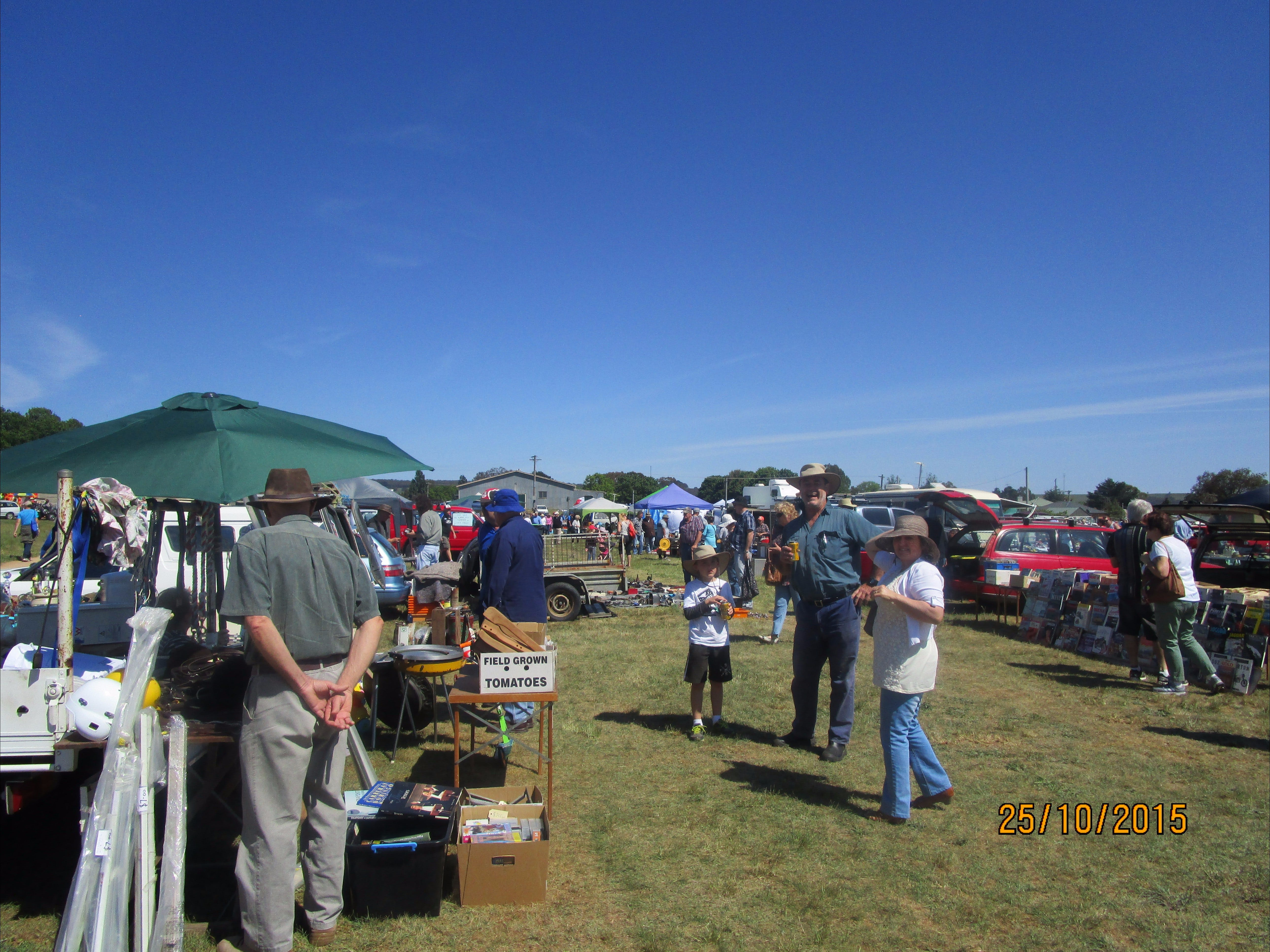 Crookwell Rotary Swap Meet and Market Day - Accommodation Sunshine Coast