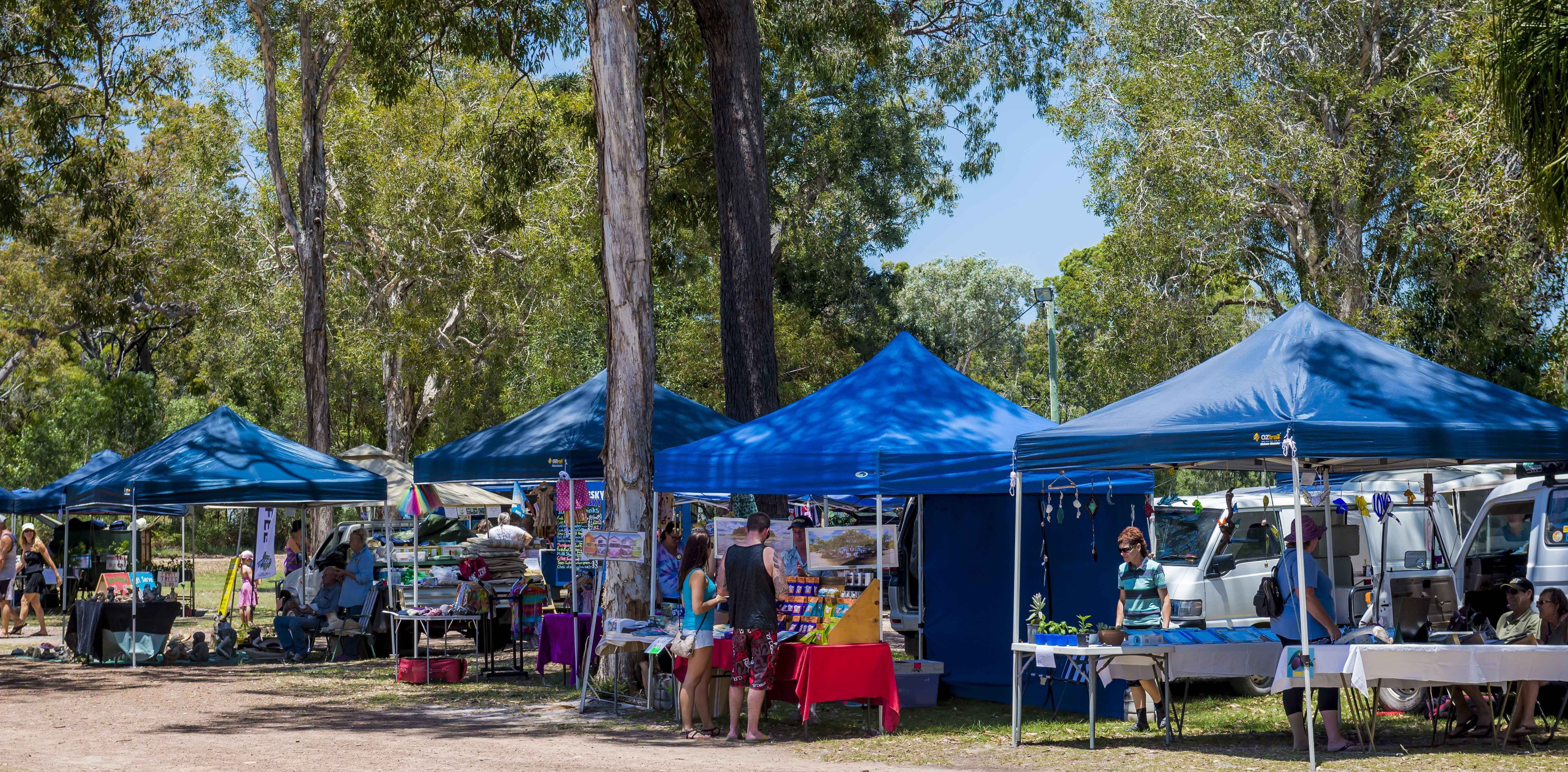 Discovery Coast Rotary Markets - Accommodation Sunshine Coast