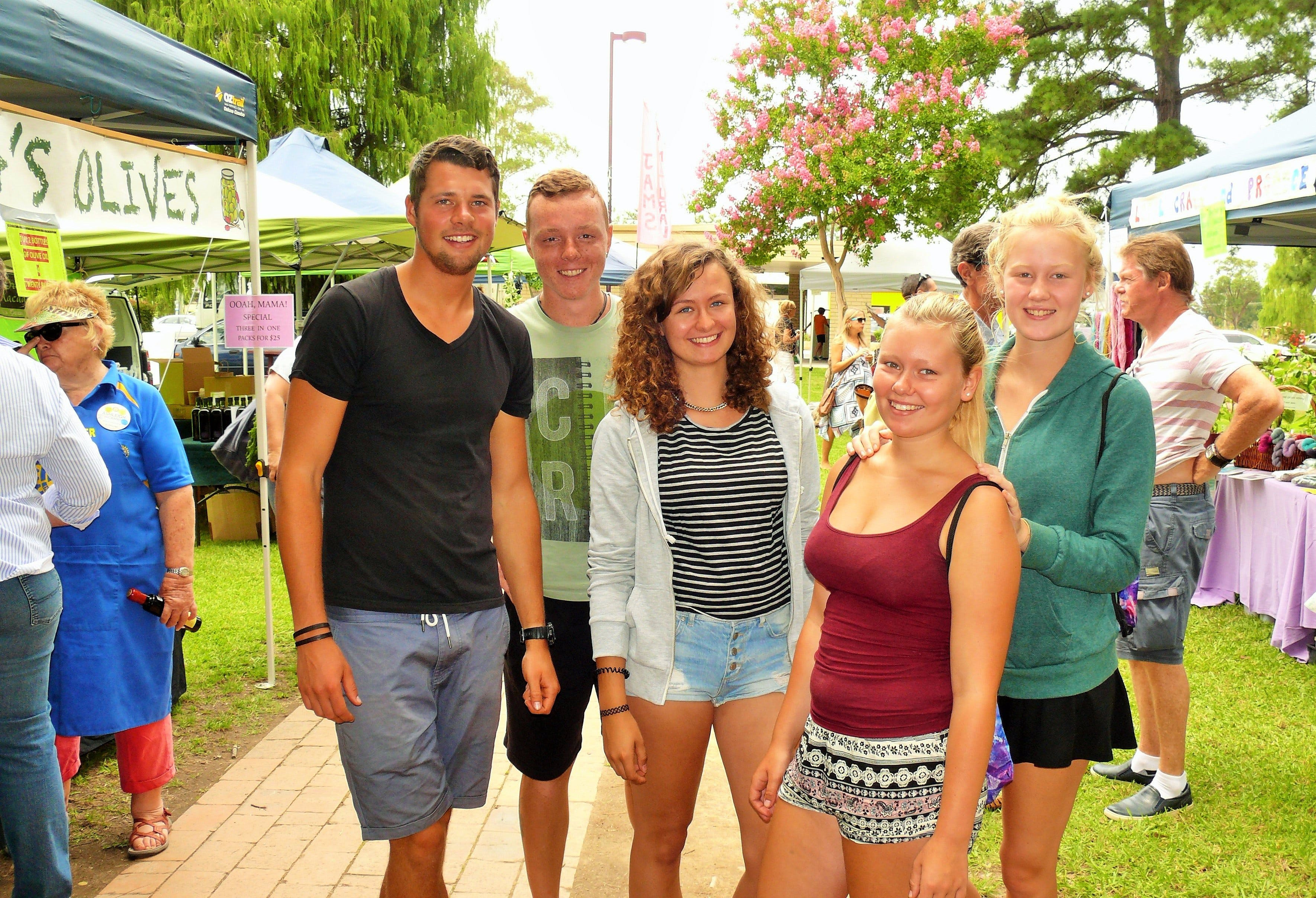 Gloucester Farmers Market - Accommodation Sunshine Coast