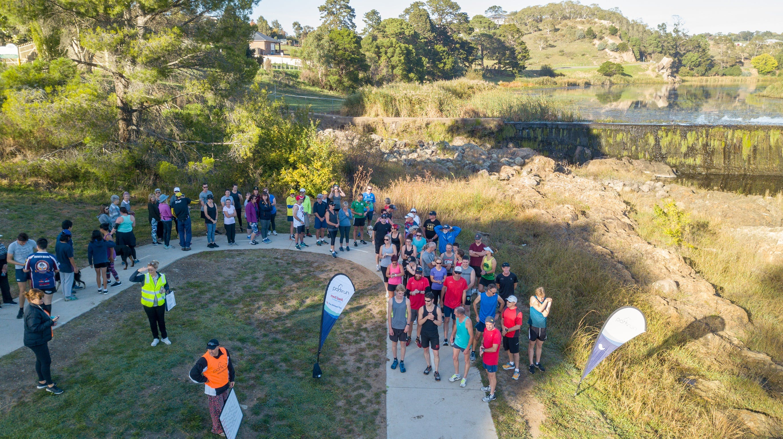 Goulburn Parkrun - Accommodation Sunshine Coast