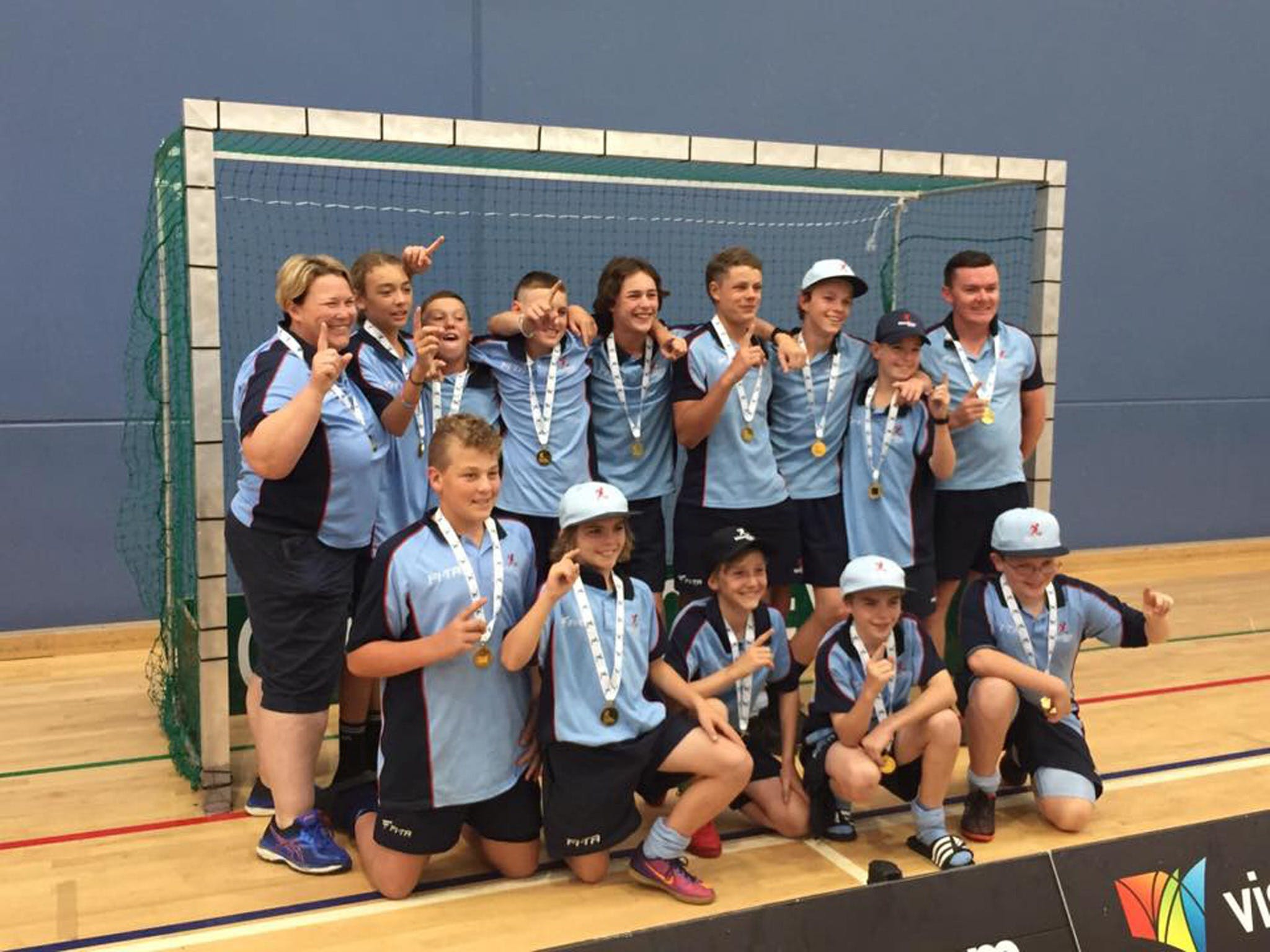 Hockey NSW Indoor State Championship  Under 18 Boys - Accommodation Sunshine Coast