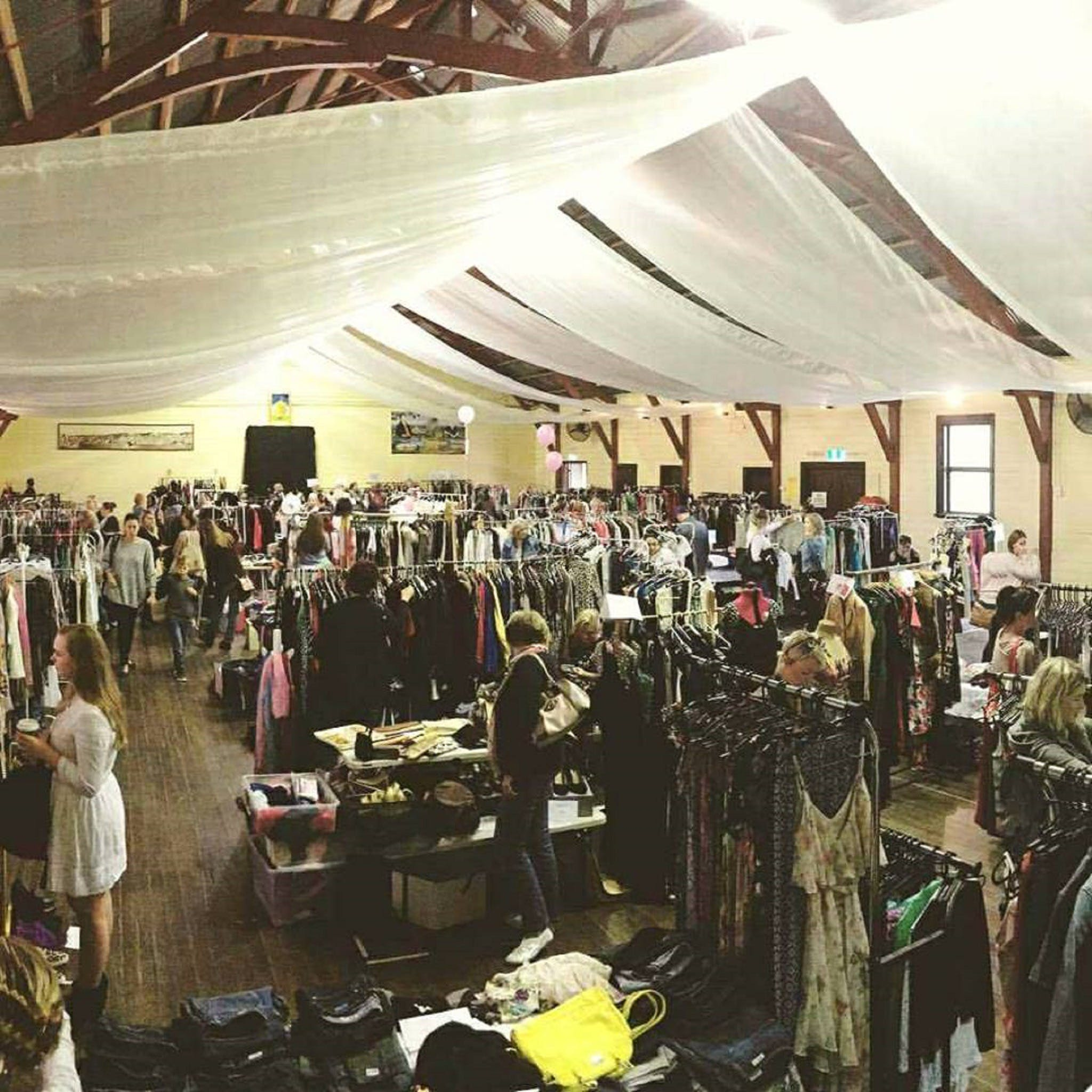 In Her Shoes- Pre- Loved Fashion Market - Accommodation Sunshine Coast