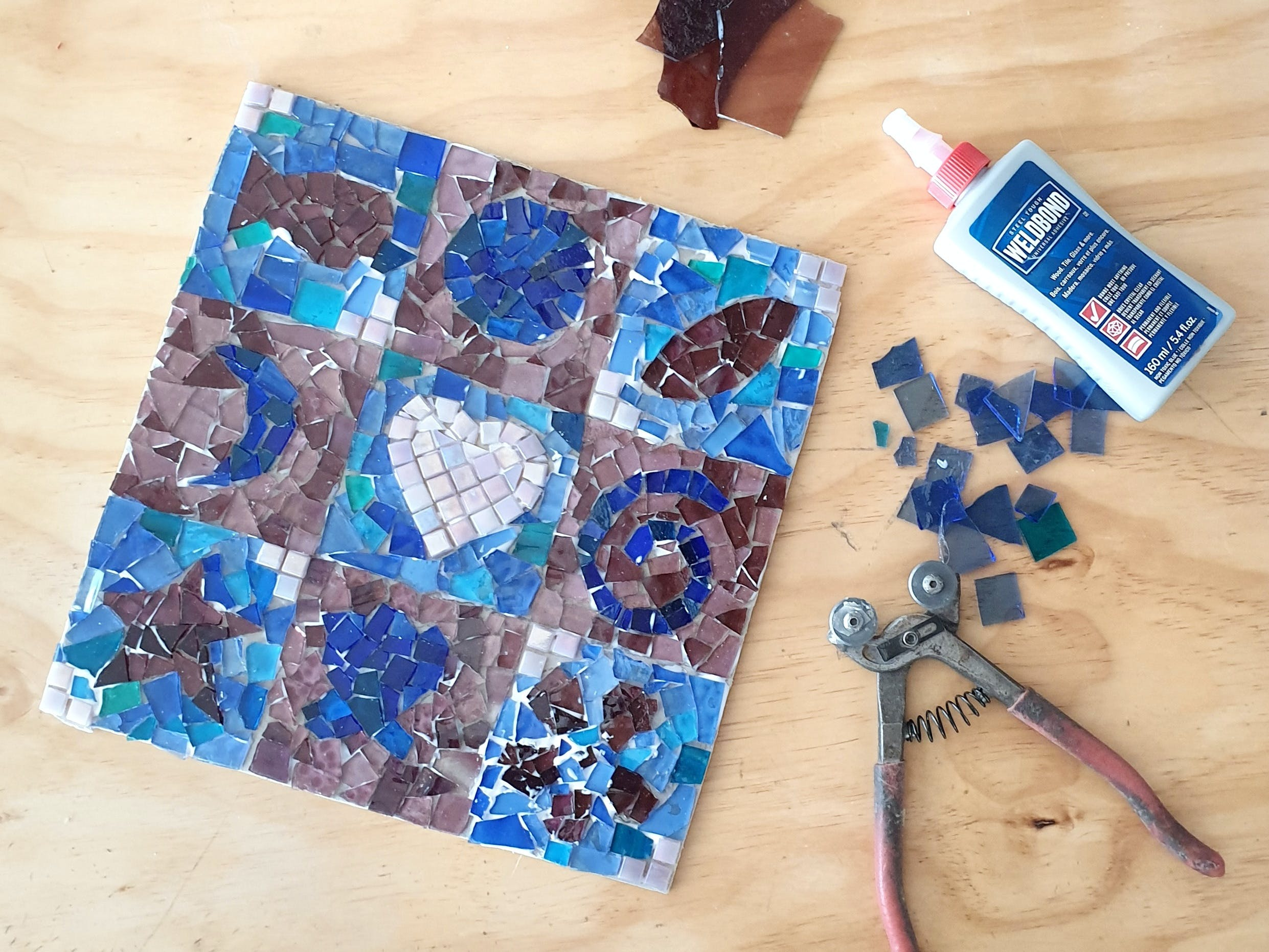Intro to Mosaics Weekend with Leadlight By Ettore - Accommodation Sunshine Coast