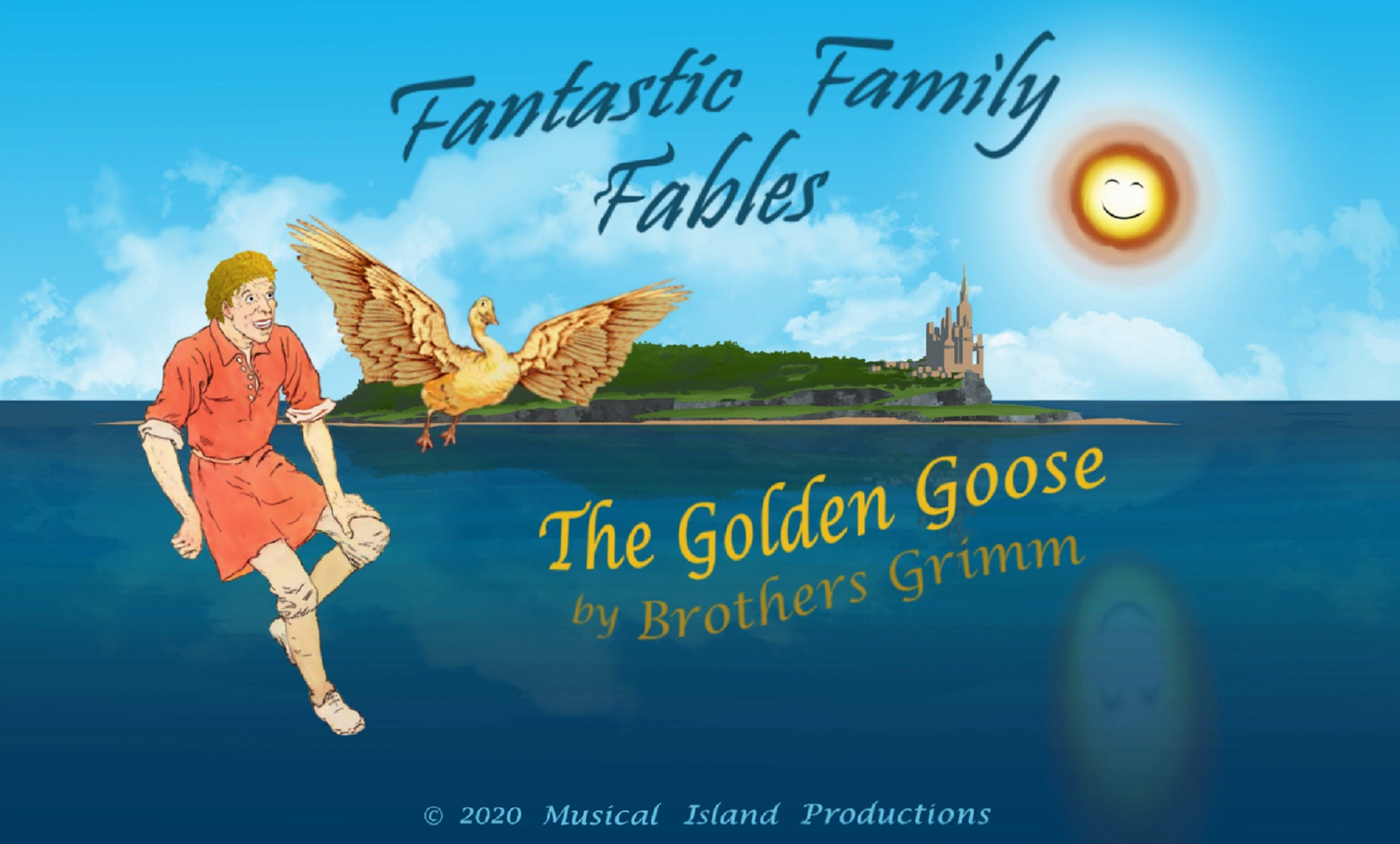 Kids Theatre Online at Home -  Family Fables Hour - Accommodation Sunshine Coast