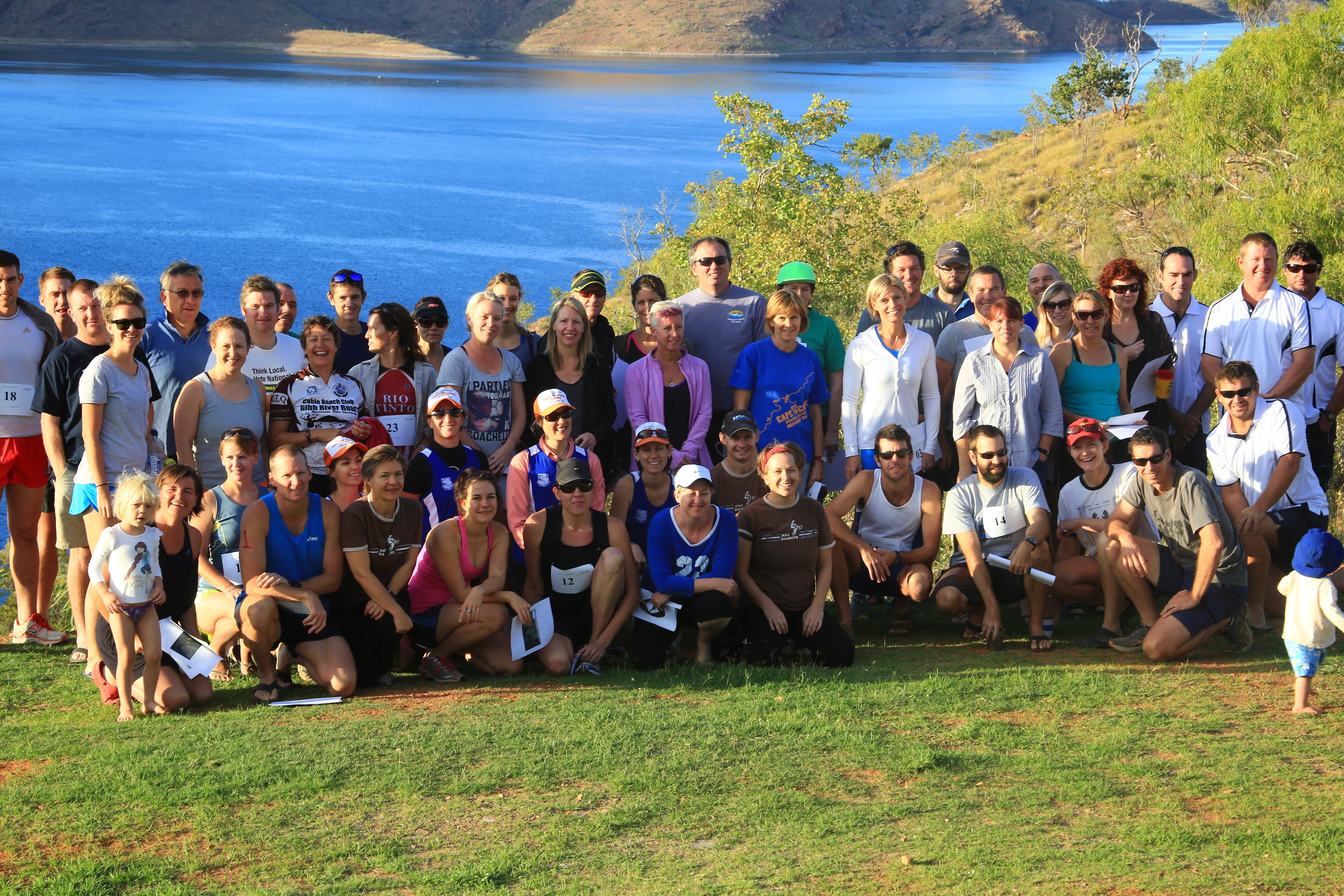 Lake Argyle Adventure Race - Accommodation Sunshine Coast