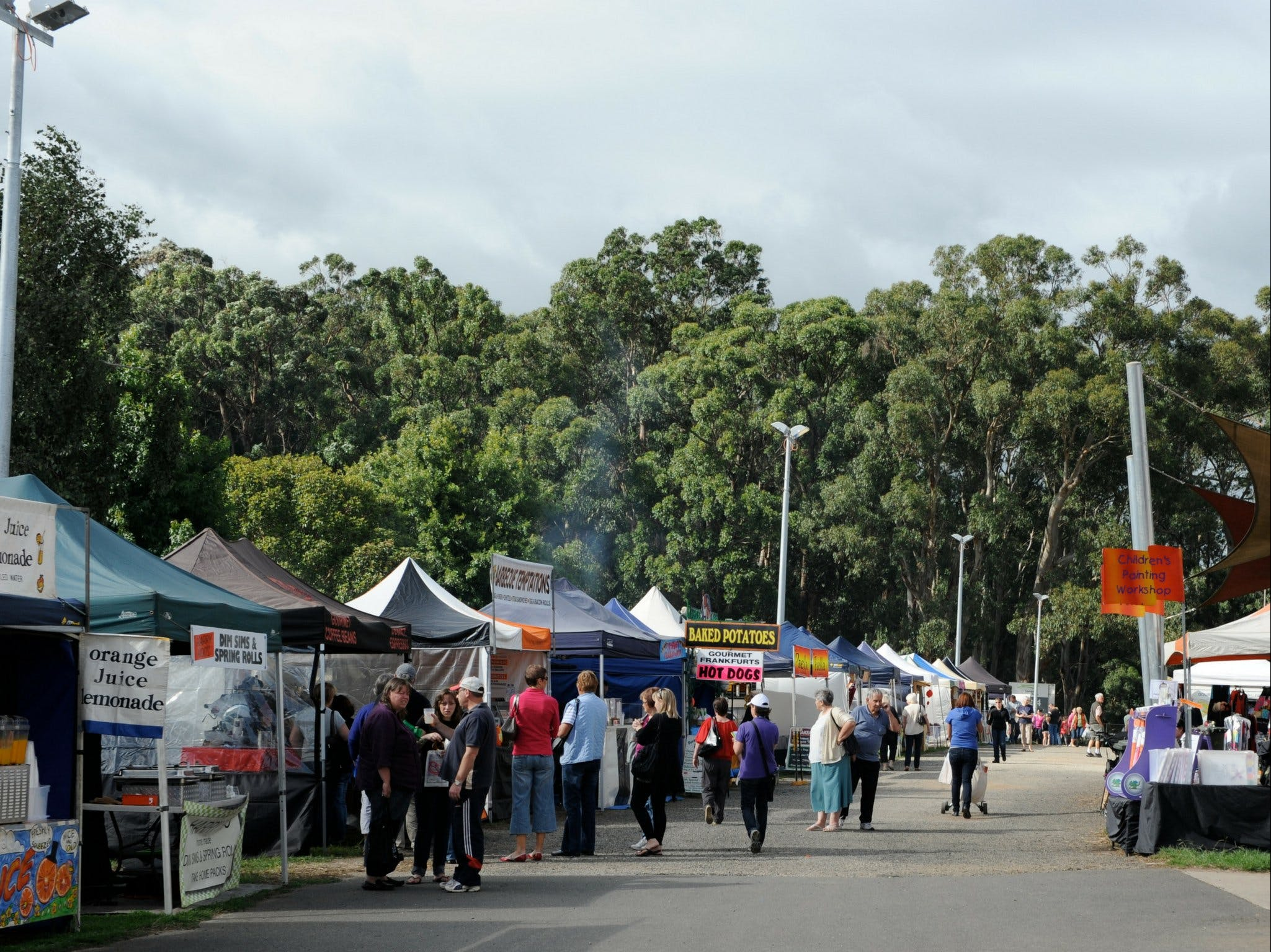 Lardner Park Market - Accommodation Sunshine Coast