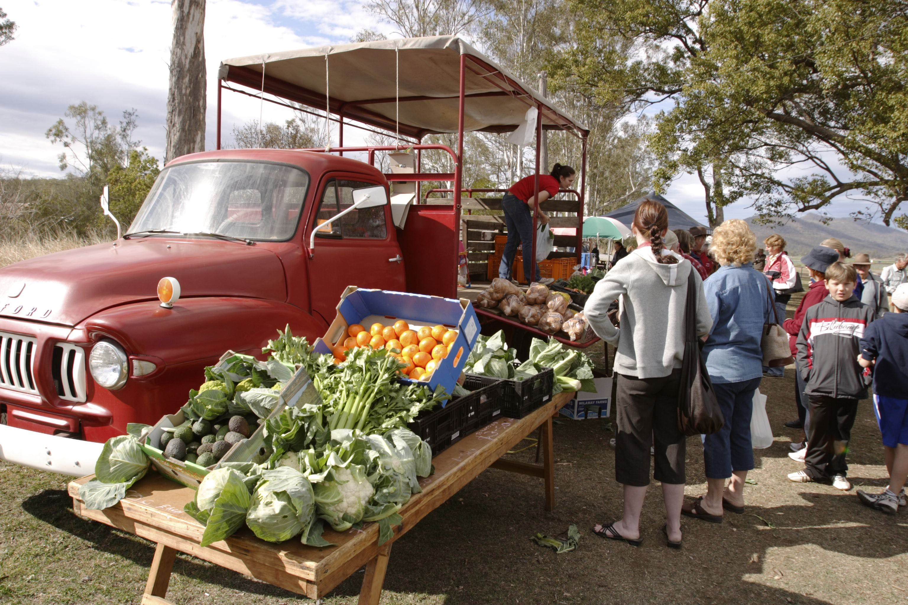Murphys Creek Markets - Accommodation Sunshine Coast