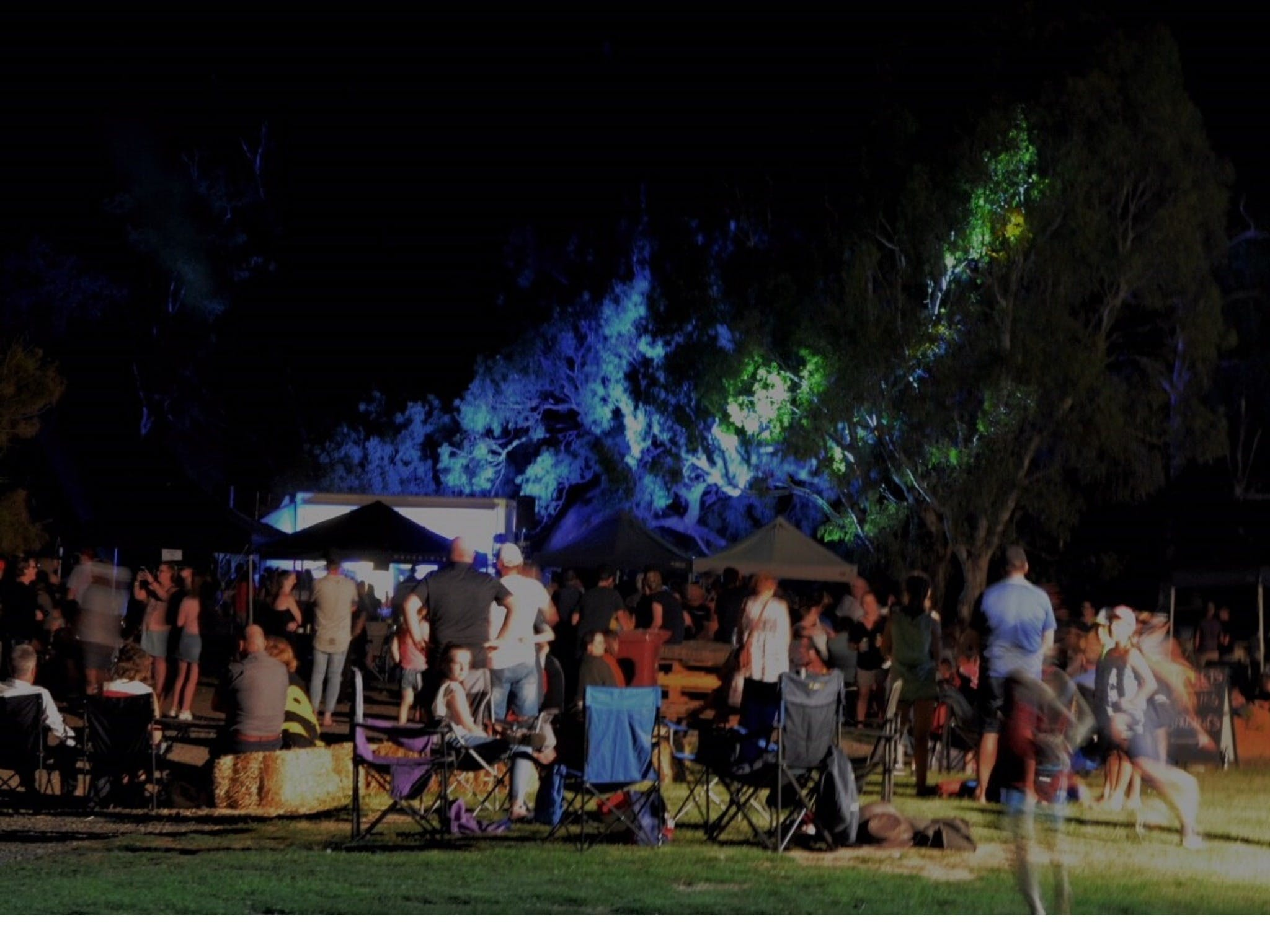 New Year's Eve by the River - Accommodation Sunshine Coast