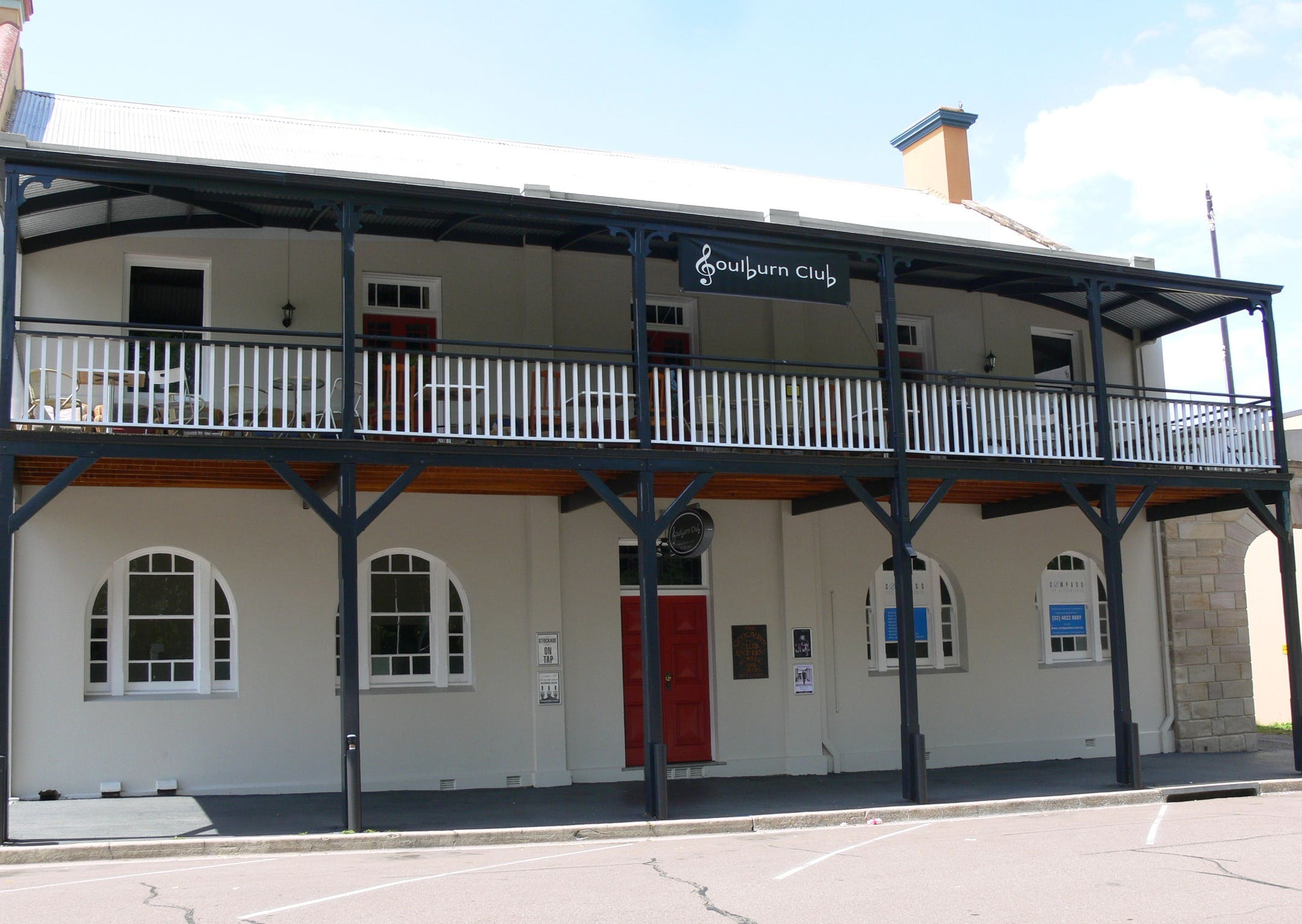 Open Mic Night at the Goulburn Club - Accommodation Sunshine Coast