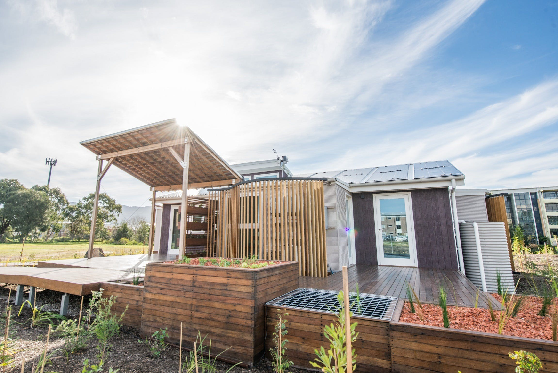 Sustainable Buildings Research Centre Sustainable Houses Day - Accommodation Sunshine Coast