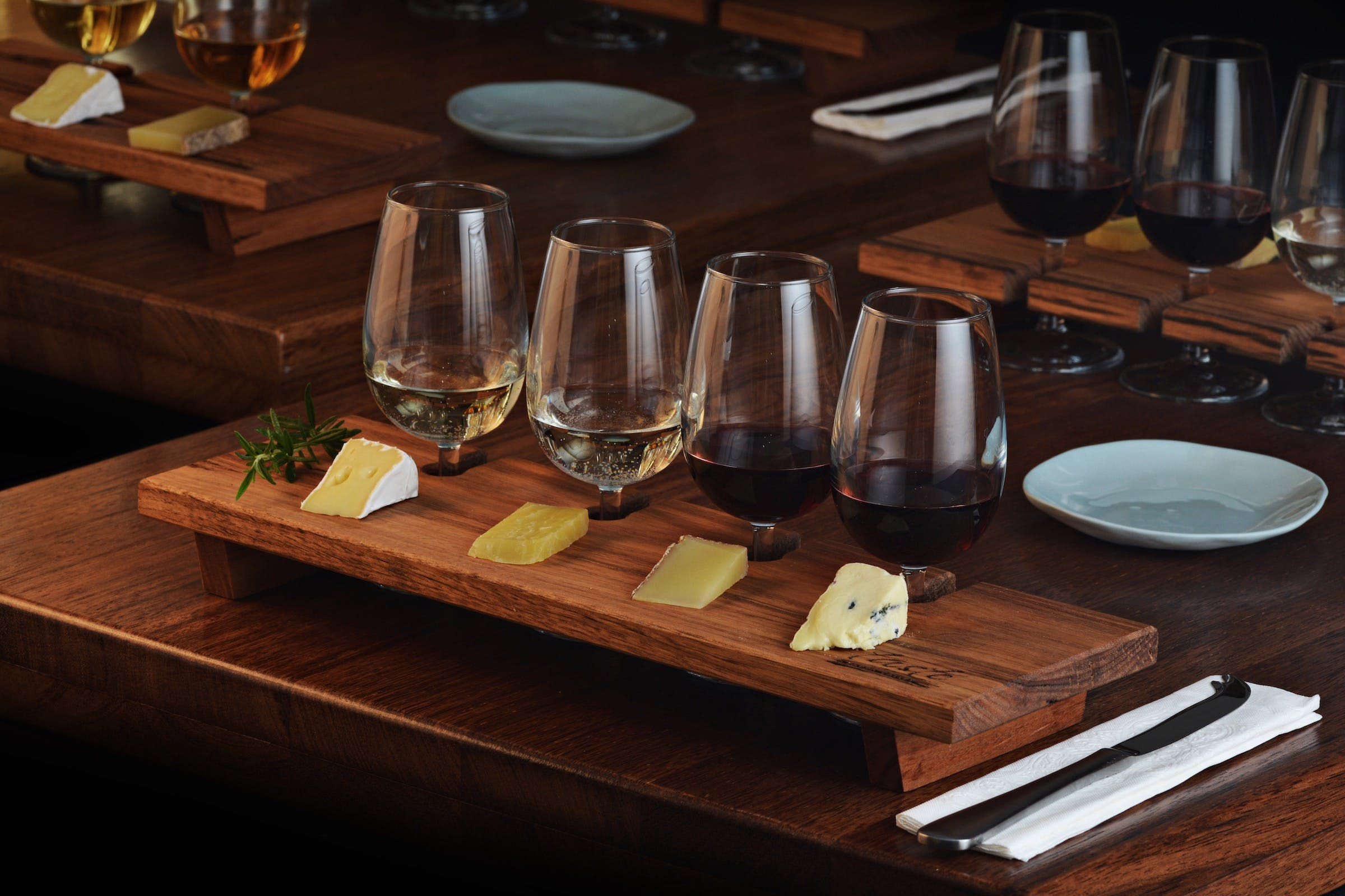 Taste Yarra Valley - Tasting Flights wine and cheese - Accommodation Sunshine Coast