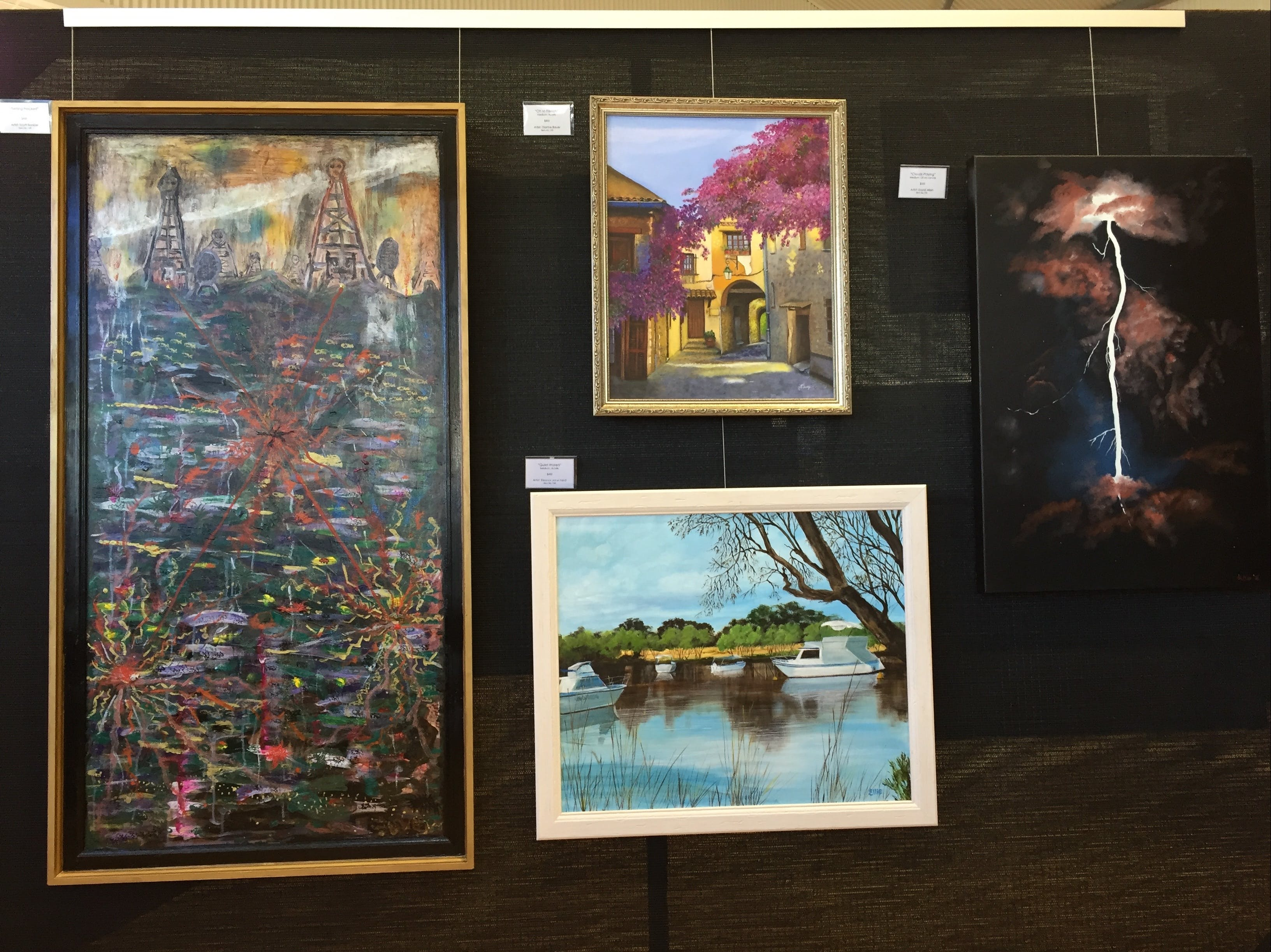 1770 Art Show - Accommodation Sunshine Coast