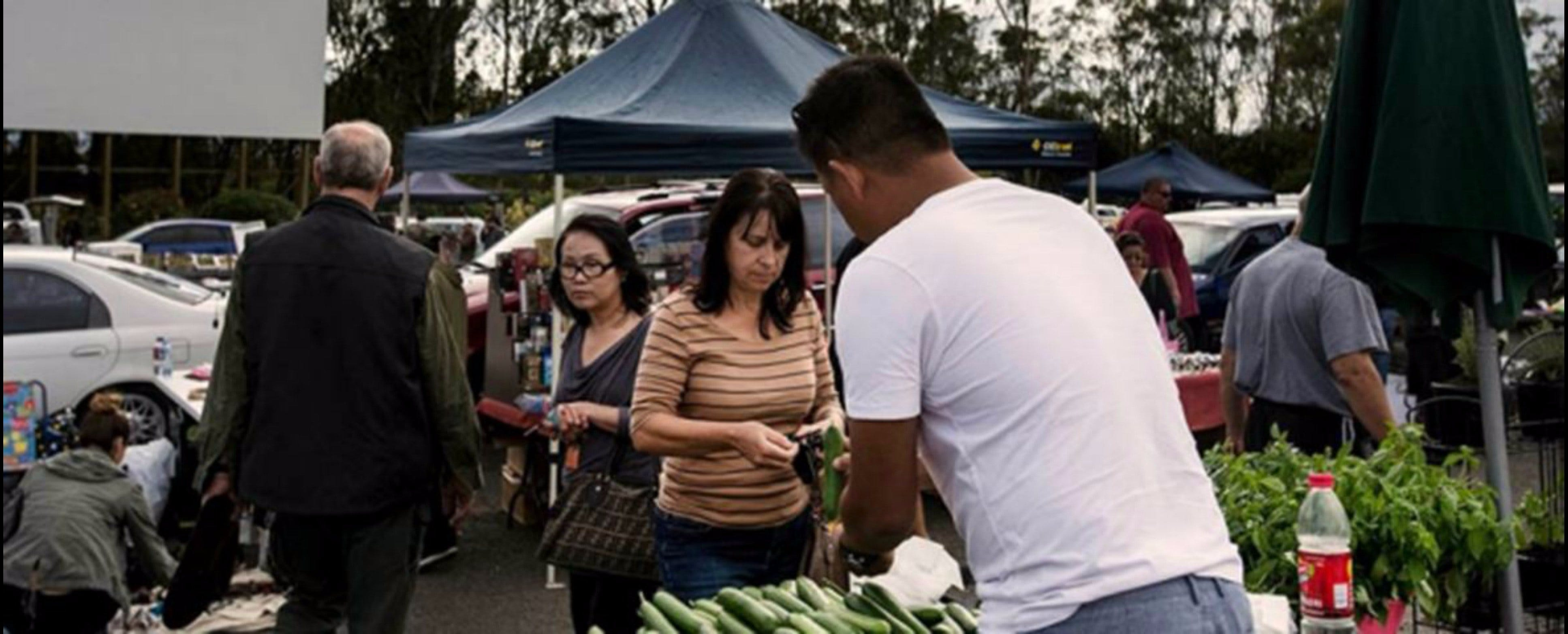 Blacktown Markets - Accommodation Sunshine Coast