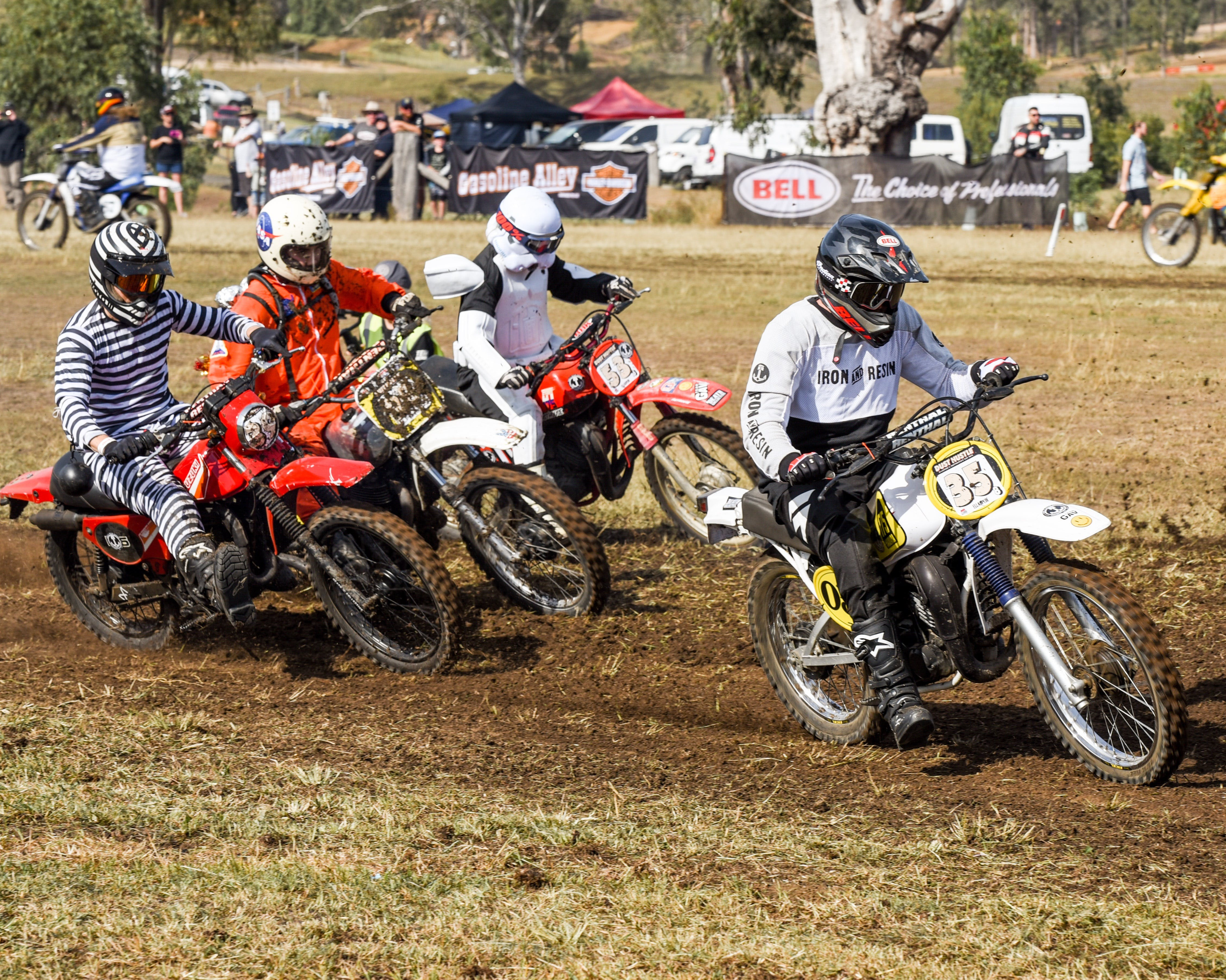 Dust Hustle Queensland Moto Park - Accommodation Sunshine Coast