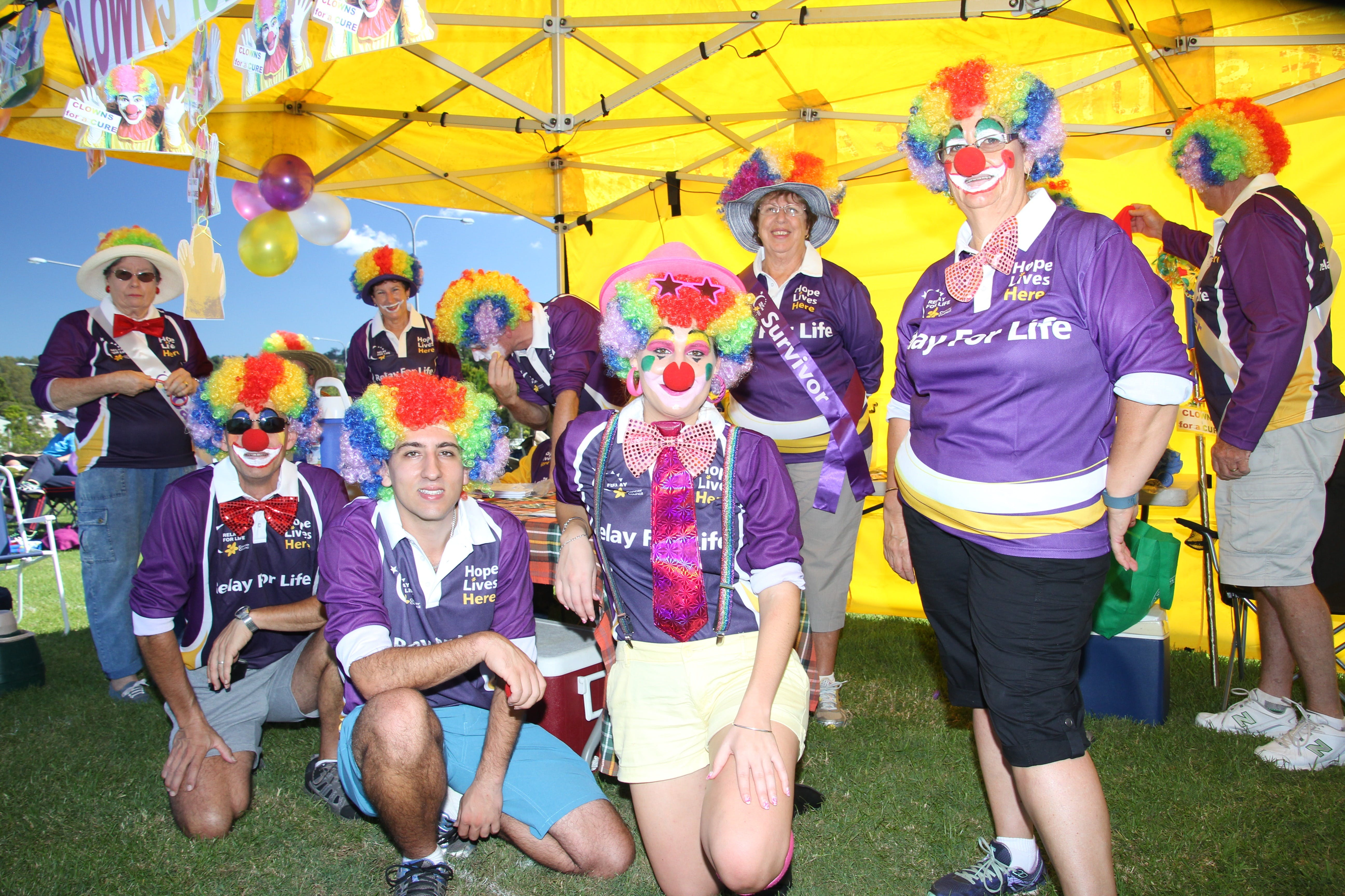 Grafton Relay for Life - NSW Cancer Council - Accommodation Sunshine Coast