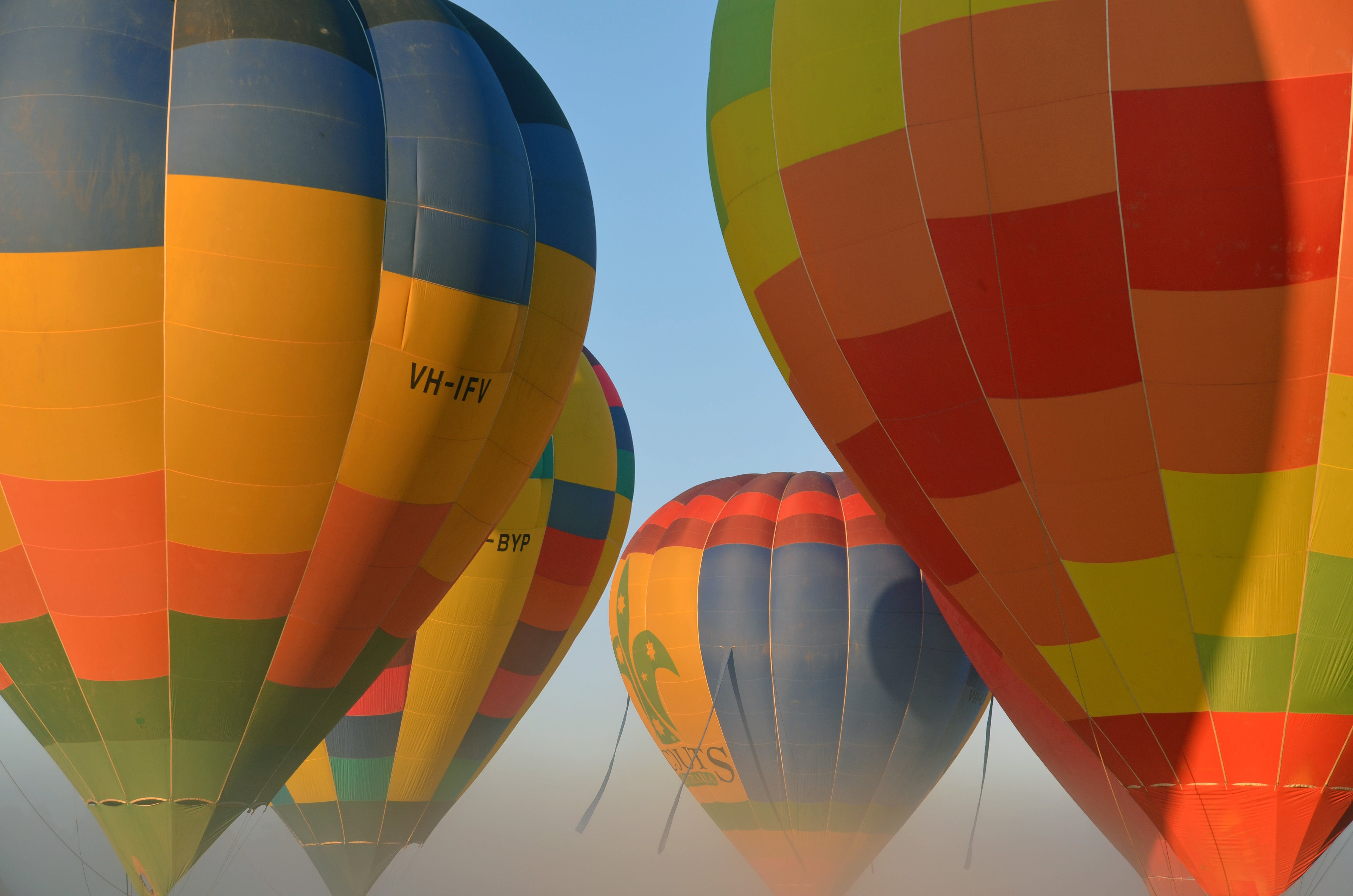 King Valley Balloon Festival - Accommodation Sunshine Coast