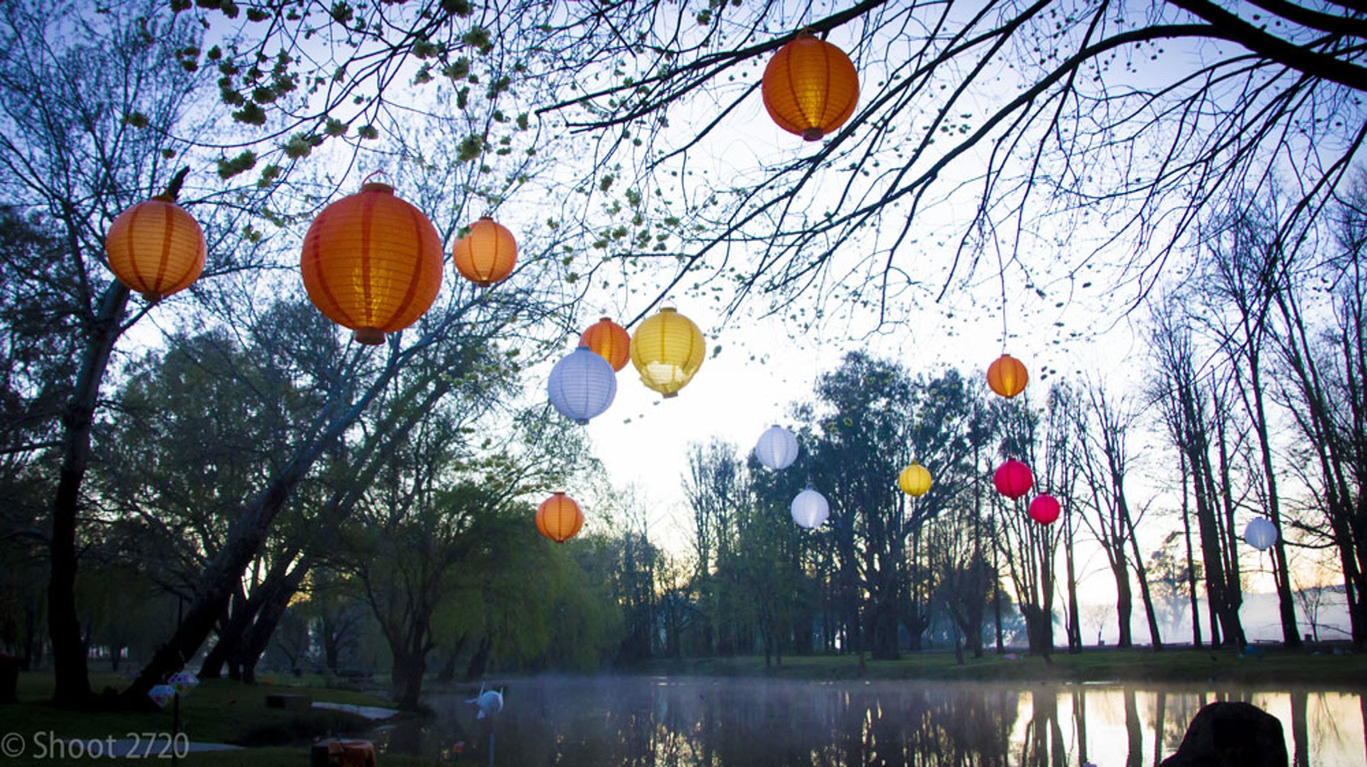 Lanterns on the Lagoon - Accommodation Sunshine Coast