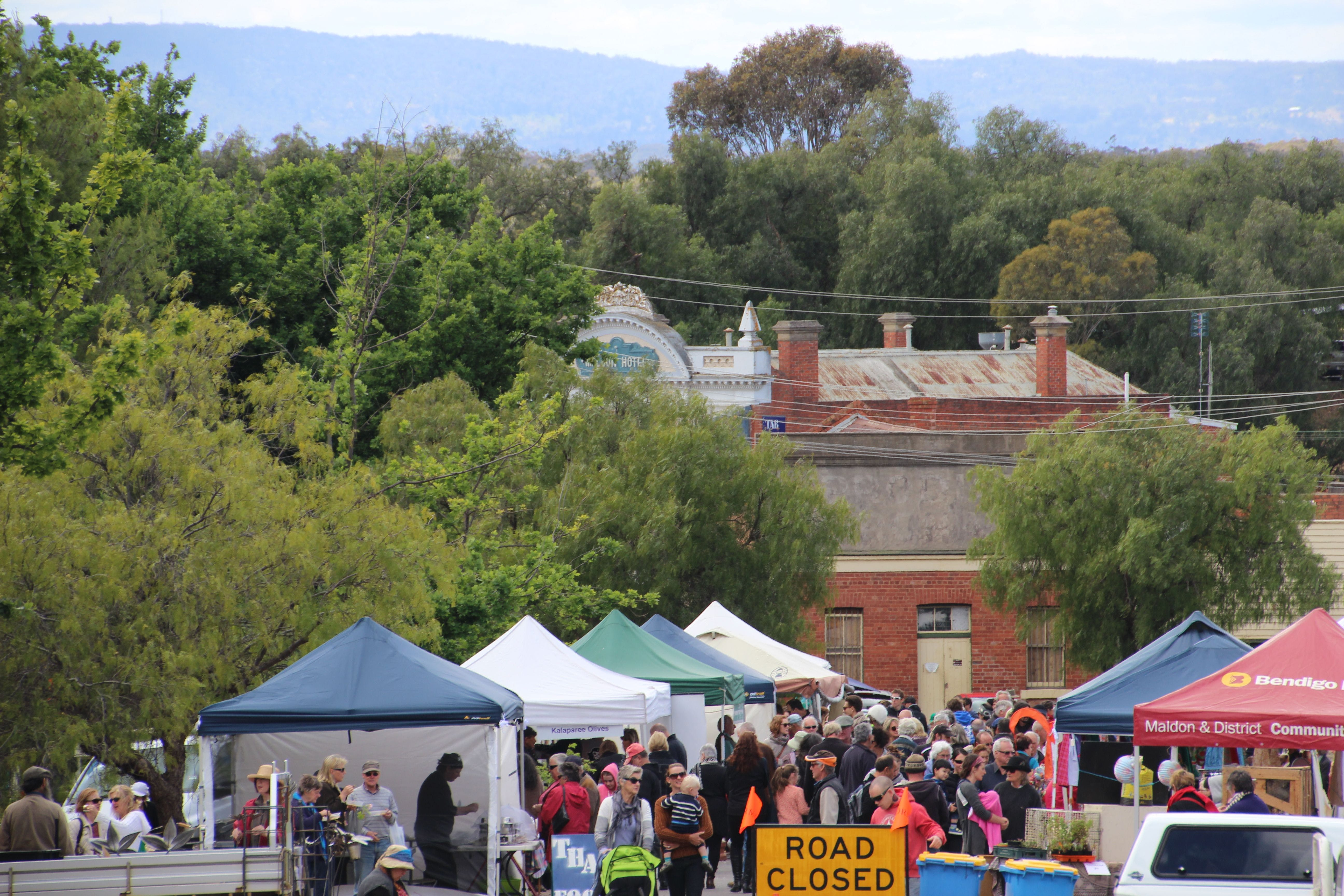 Maldon Market Handmade Home grown - Accommodation Sunshine Coast