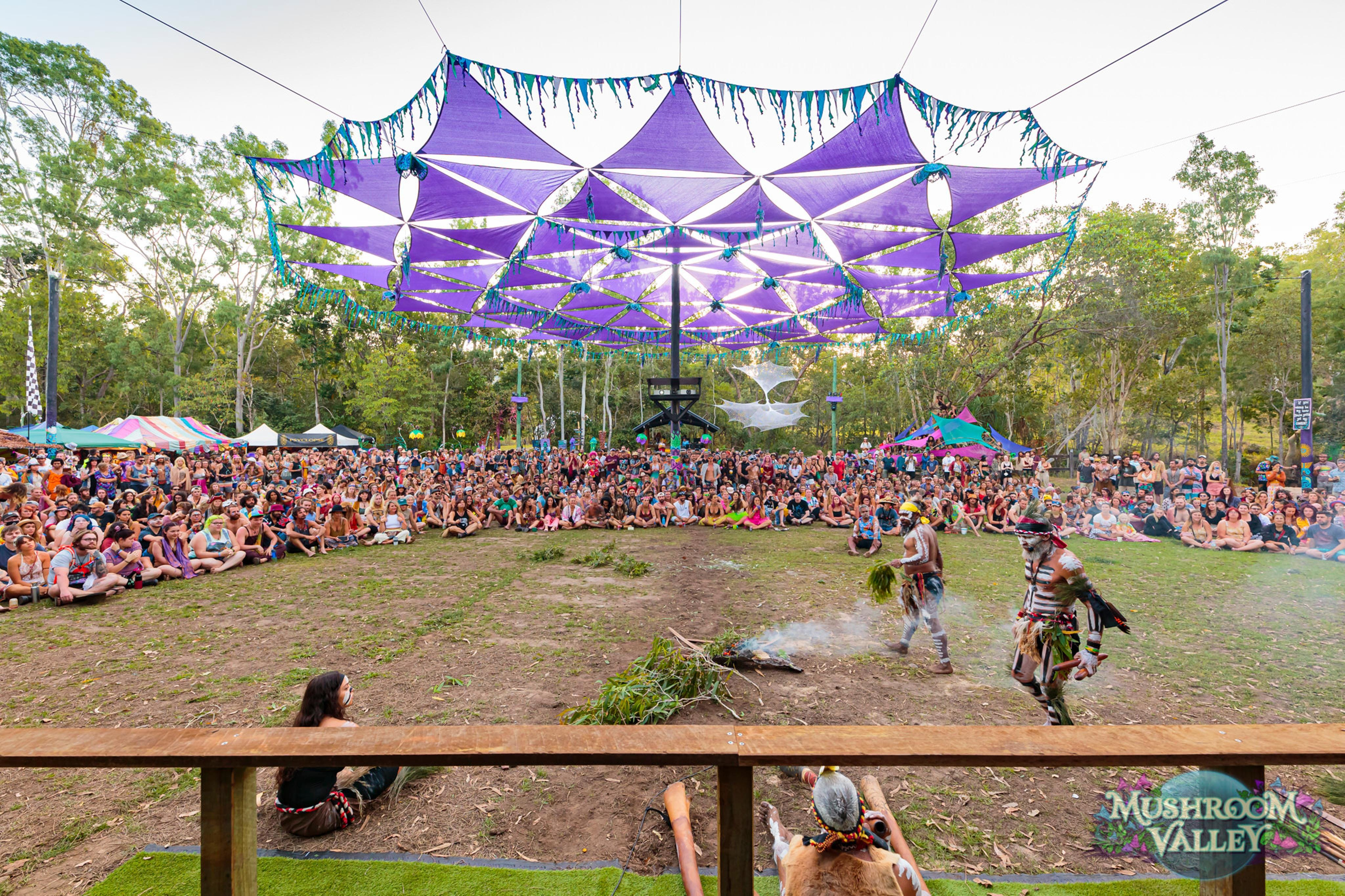 Mushroom Valley Festival - Accommodation Sunshine Coast