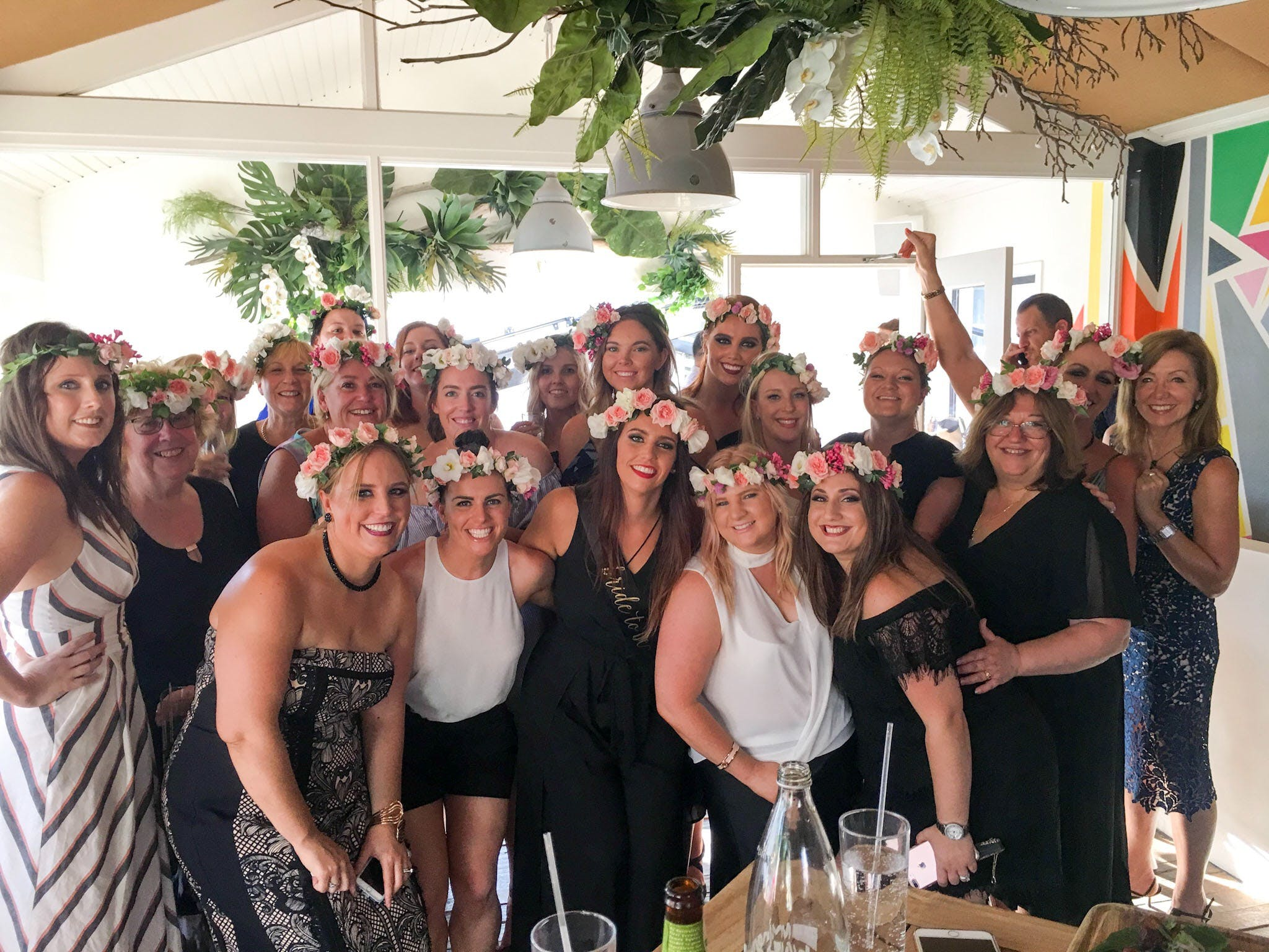 Private Flower Crown Workshop - Accommodation Sunshine Coast
