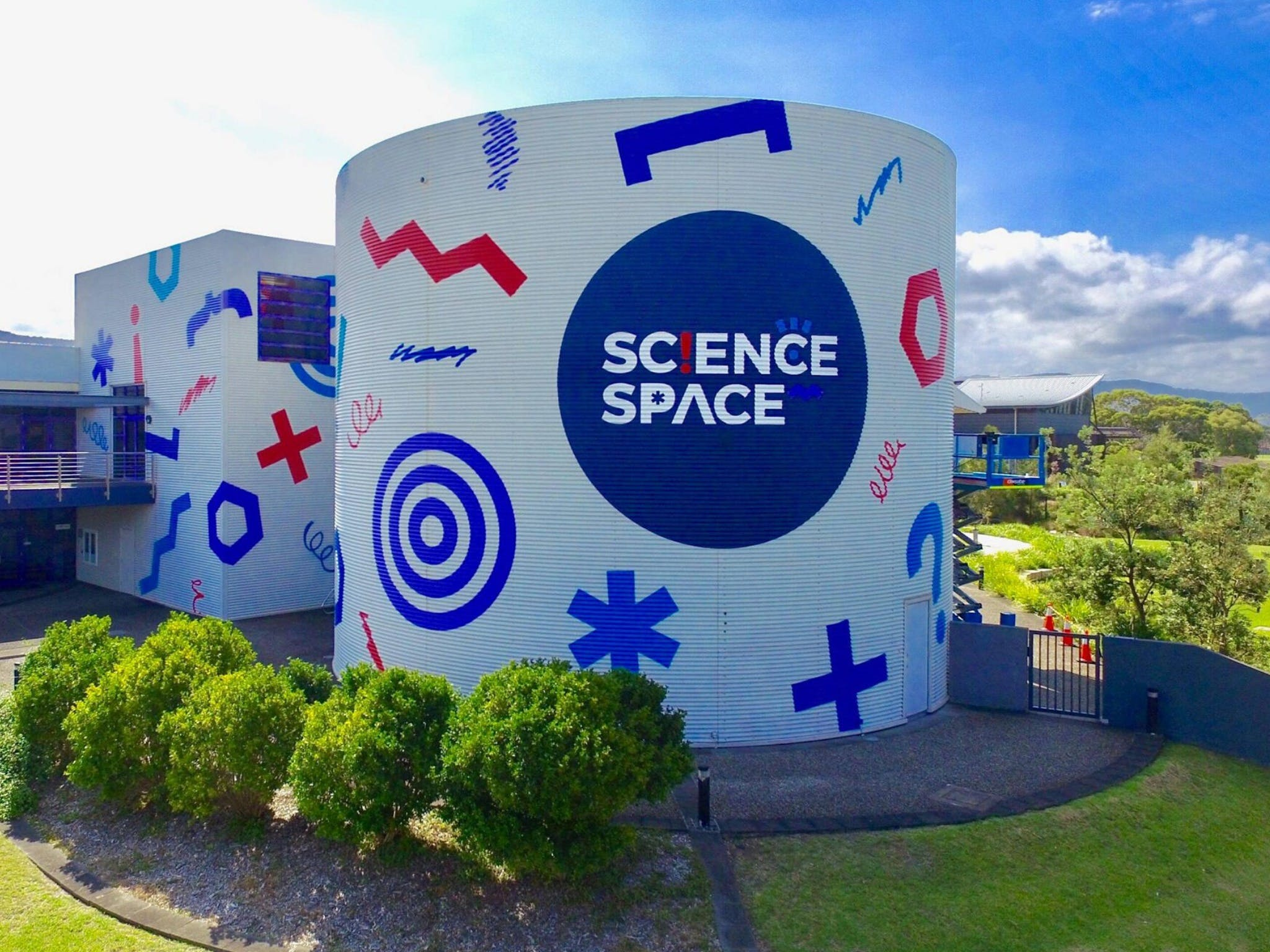 Science Space Grand Reopening Celebration - Accommodation Sunshine Coast