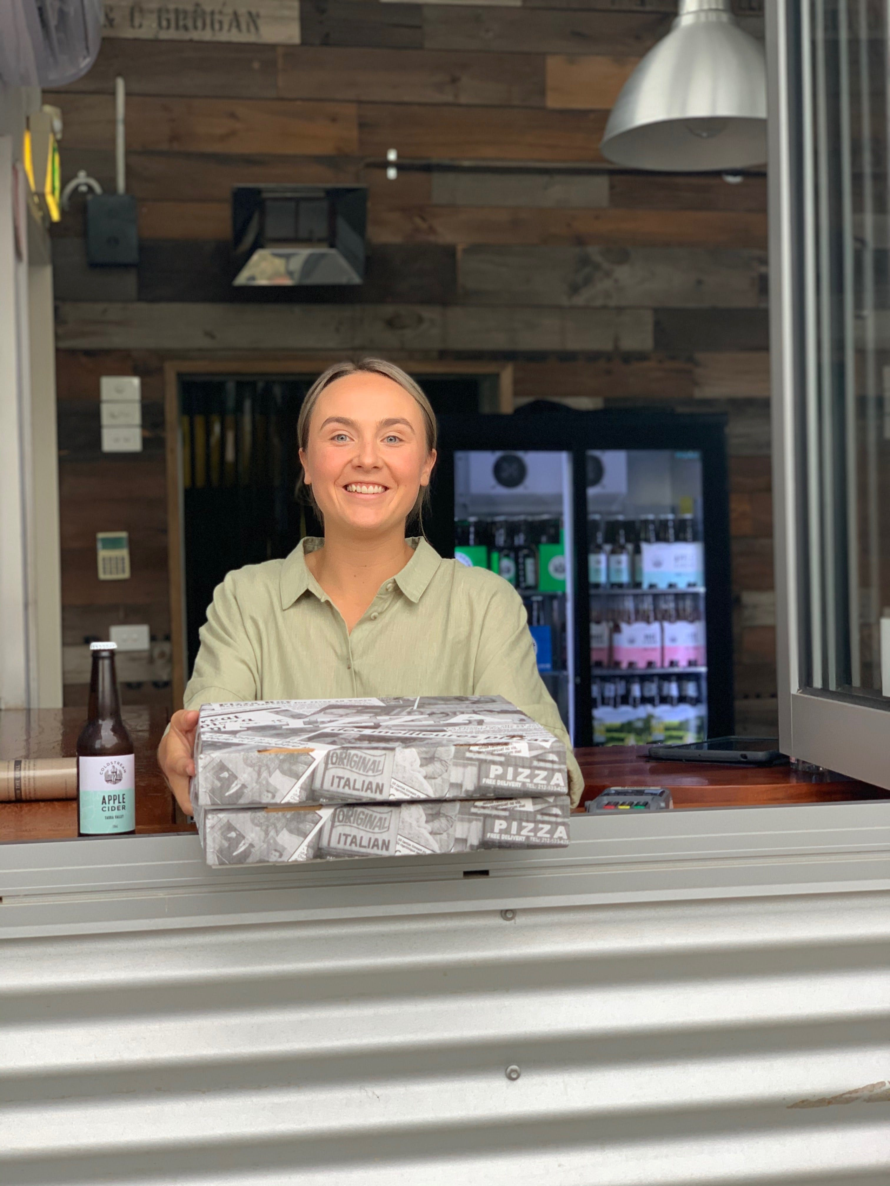 Takeaway at Coldstream Brewery - Accommodation Sunshine Coast