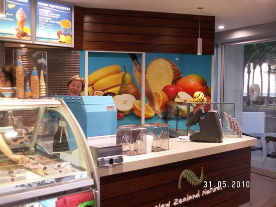 New Zealand Ice Creamery - Accommodation Sunshine Coast