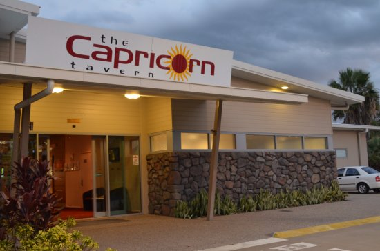 The Capricorn Tavern - Accommodation Sunshine Coast
