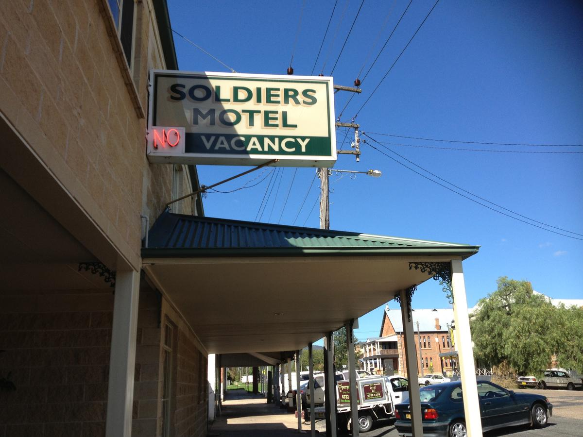 Soldiers Motel - Accommodation Sunshine Coast