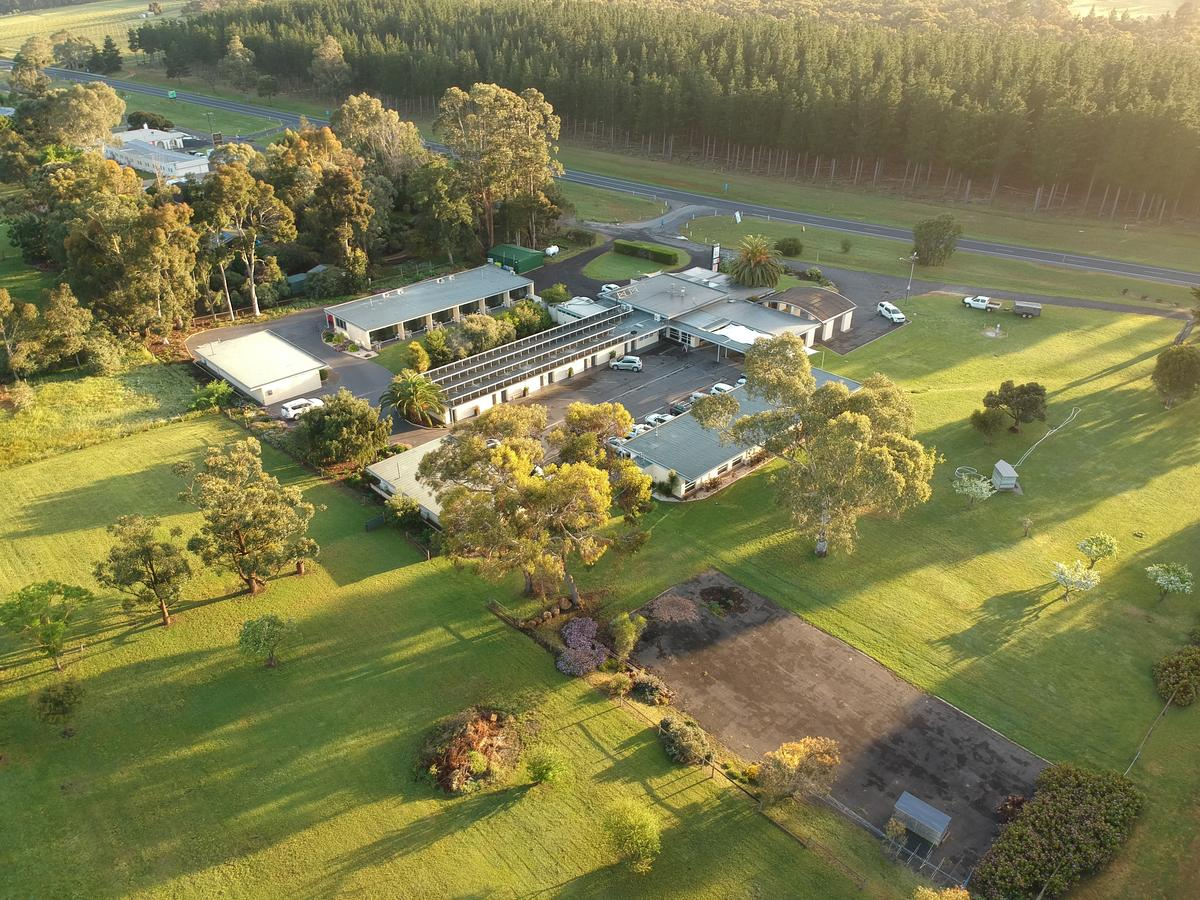 William Macintosh Motor Lodge - Accommodation Sunshine Coast