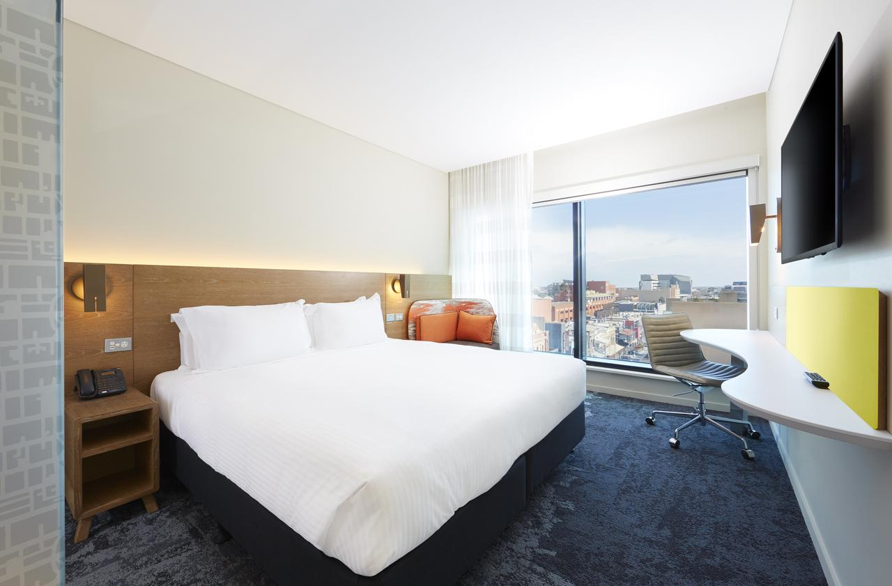 Holiday Inn Express Adelaide City Centre - Accommodation Sunshine Coast