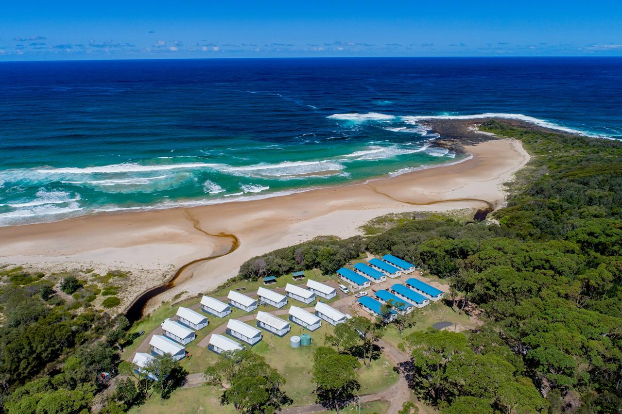 Racecourse Beach Tourist Park - Accommodation Sunshine Coast