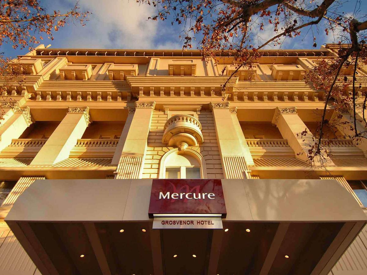Mercure Grosvenor Hotel Adelaide - Accommodation Sunshine Coast