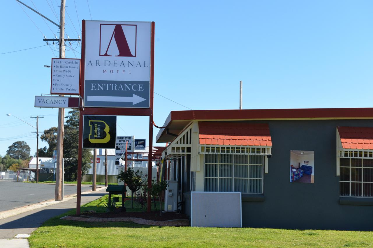 Ardeanal Motel - Accommodation Sunshine Coast