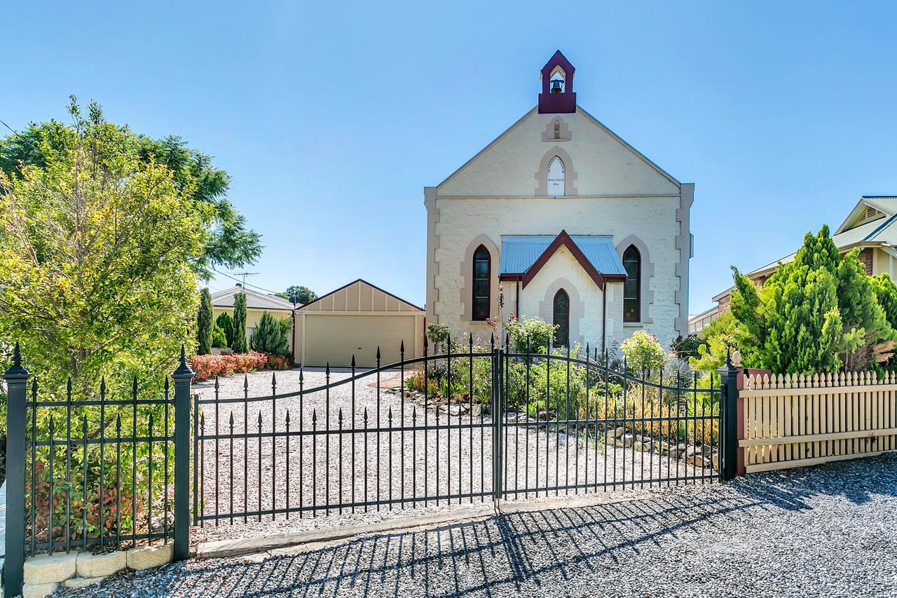 The Church - Gawler - Accommodation Sunshine Coast