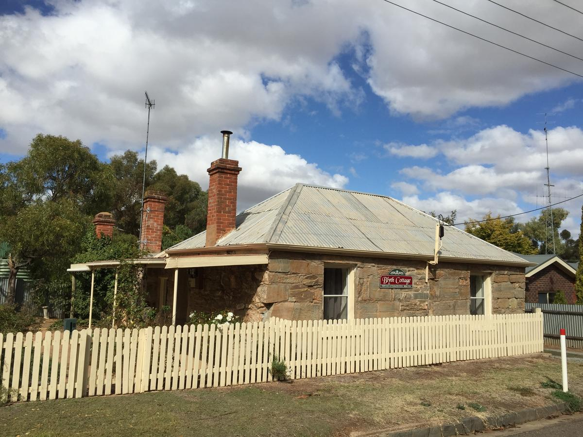 Blyth Cottage Burra - Accommodation Sunshine Coast