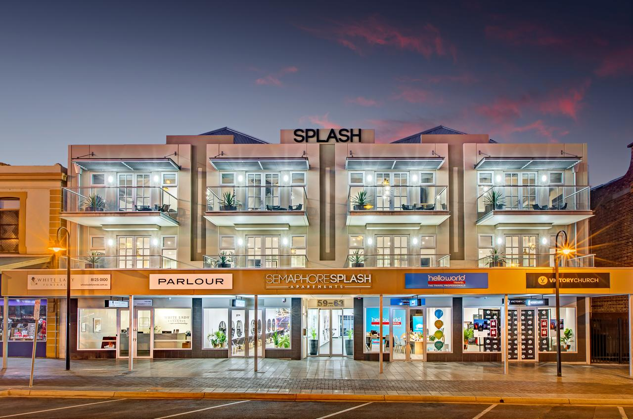 Semaphore Splash Apartments - Accommodation Sunshine Coast