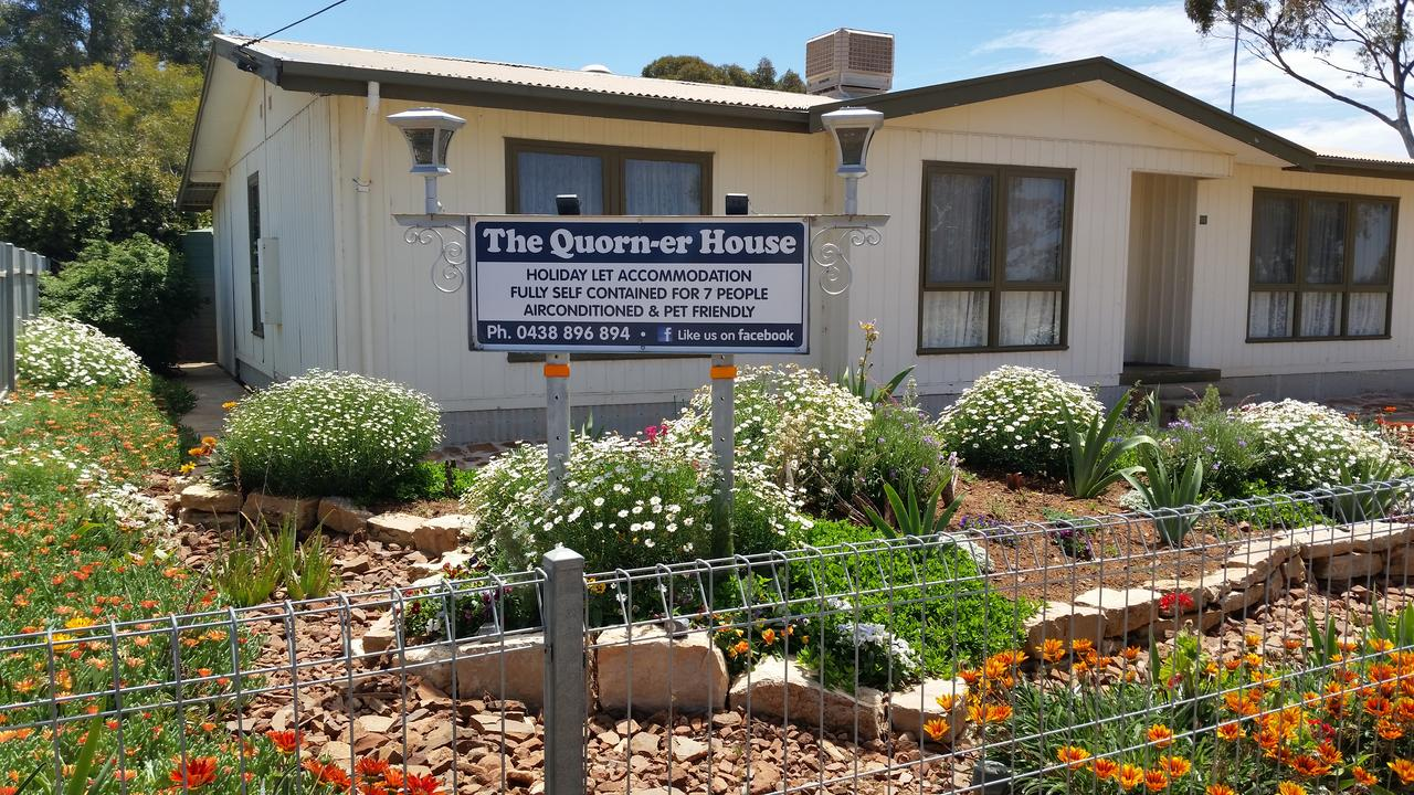 The Quorn-er House - Accommodation Sunshine Coast
