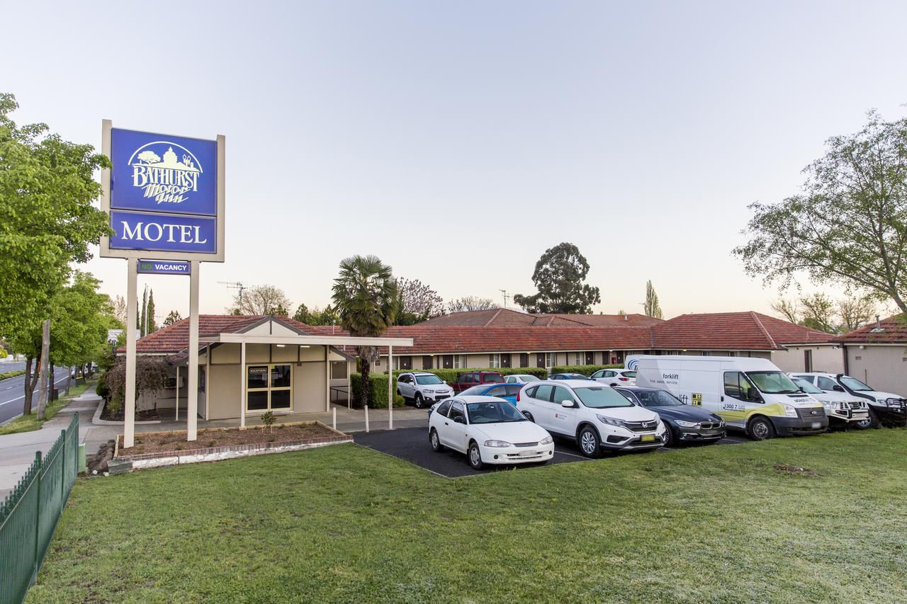 Bathurst Motor Inn - Accommodation Sunshine Coast