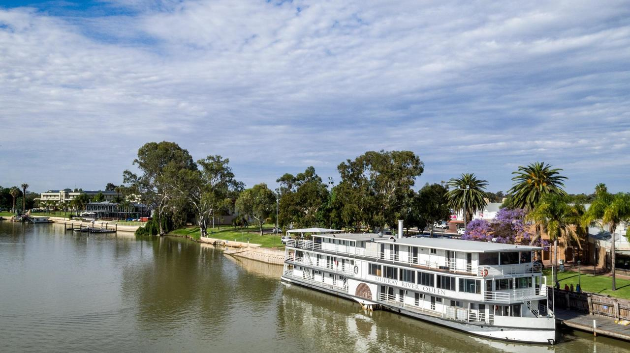 Murray River Queen - Accommodation Sunshine Coast