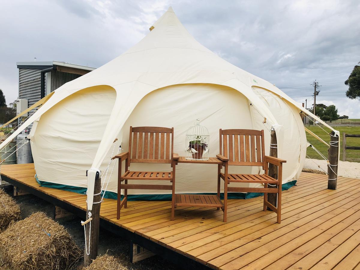 Bukirk Glamping - Accommodation Sunshine Coast