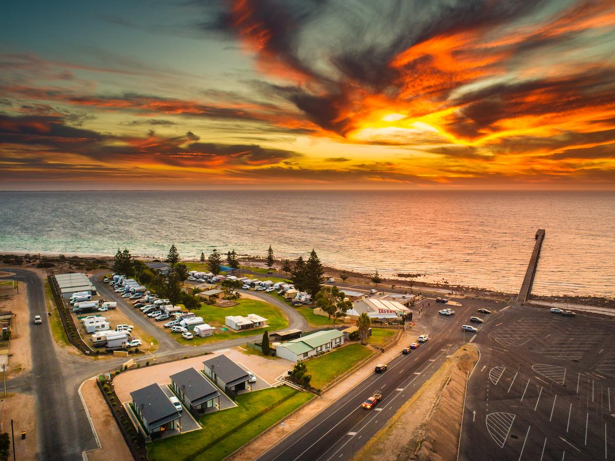 Port Hughes Tourist Park - Accommodation Sunshine Coast