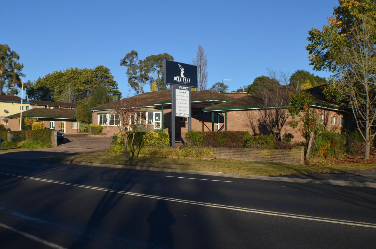 Deer Park Motor Inn - Accommodation Sunshine Coast
