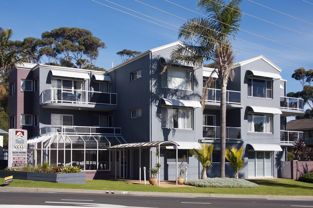 Mollymook Cove Apartments - Accommodation Sunshine Coast