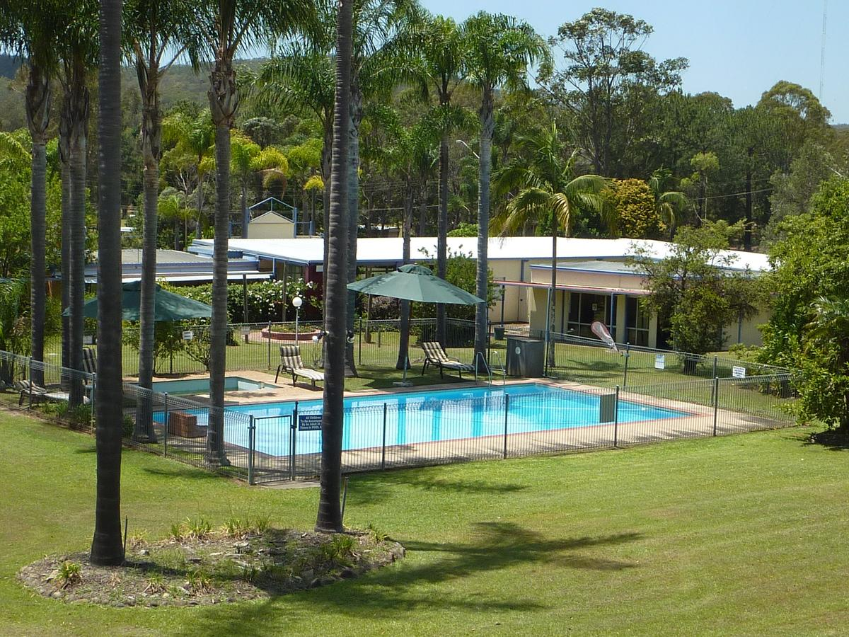 Kempsey Rose Motor Inn - Accommodation Sunshine Coast