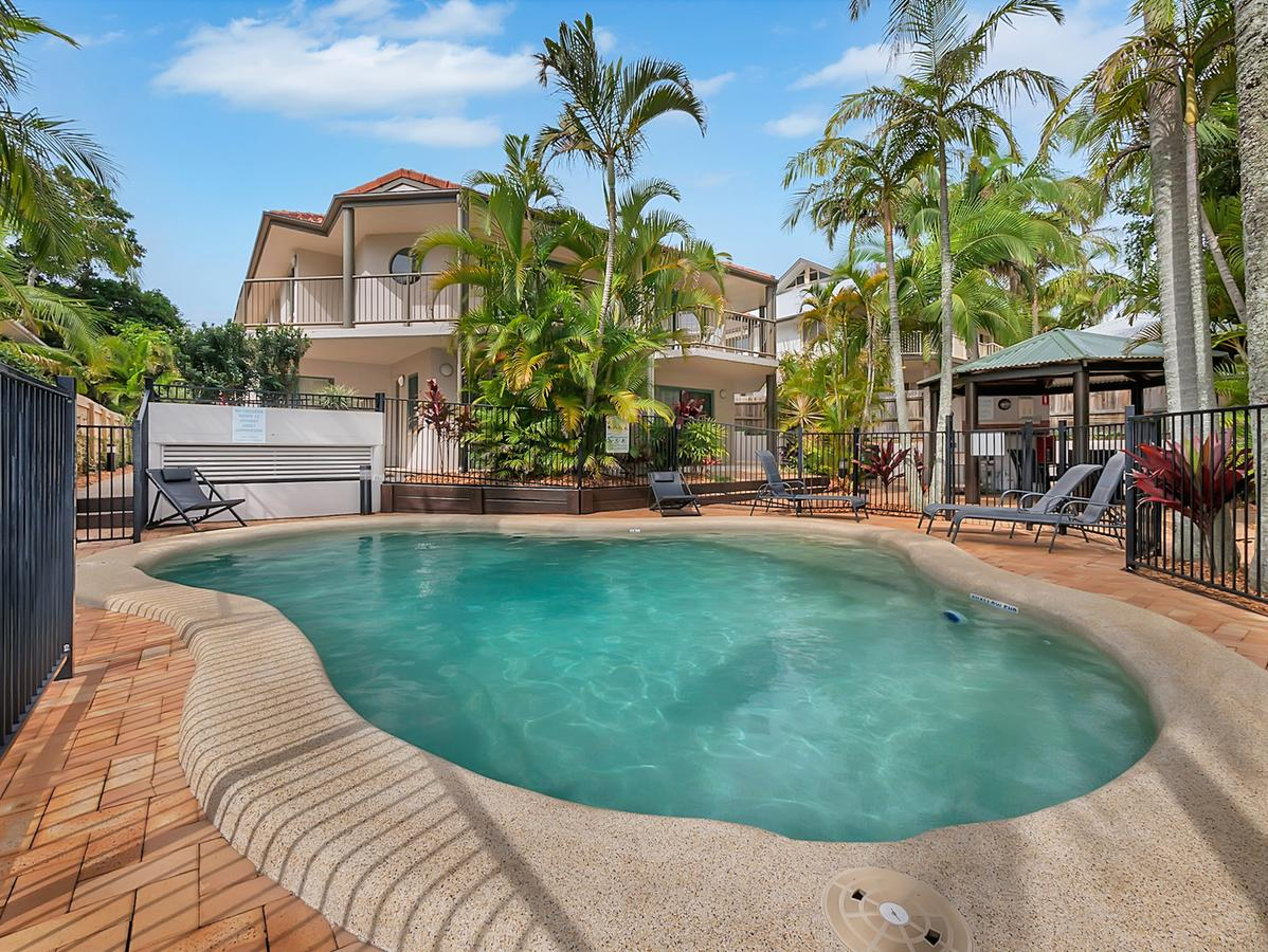 Cossies by the Sea - Accommodation Sunshine Coast