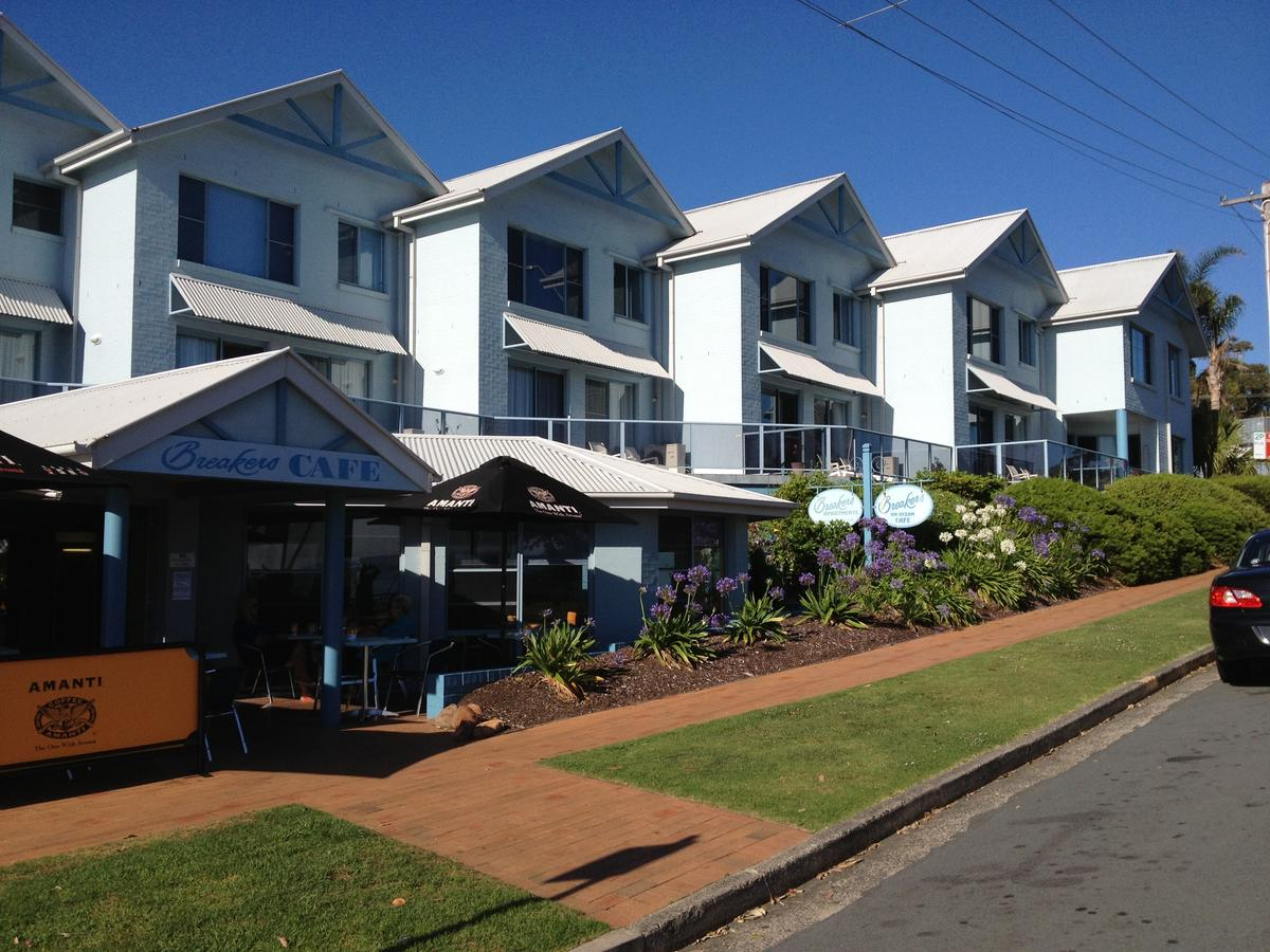 Breakers Apartments - Accommodation Sunshine Coast