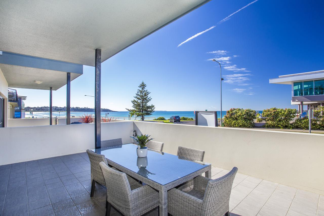Beachfront Apartment Unit 2 - Accommodation Sunshine Coast