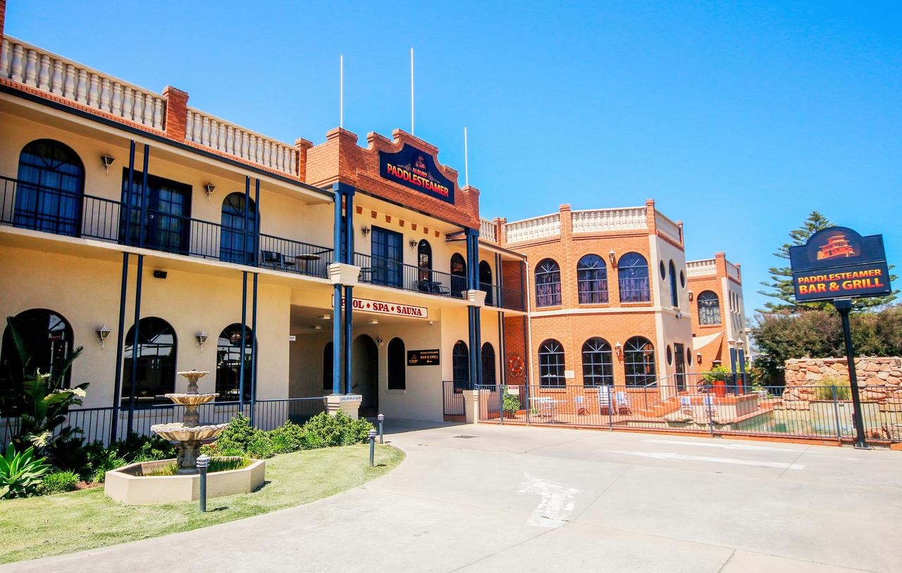 Albury Paddlesteamer Motel - Accommodation Sunshine Coast