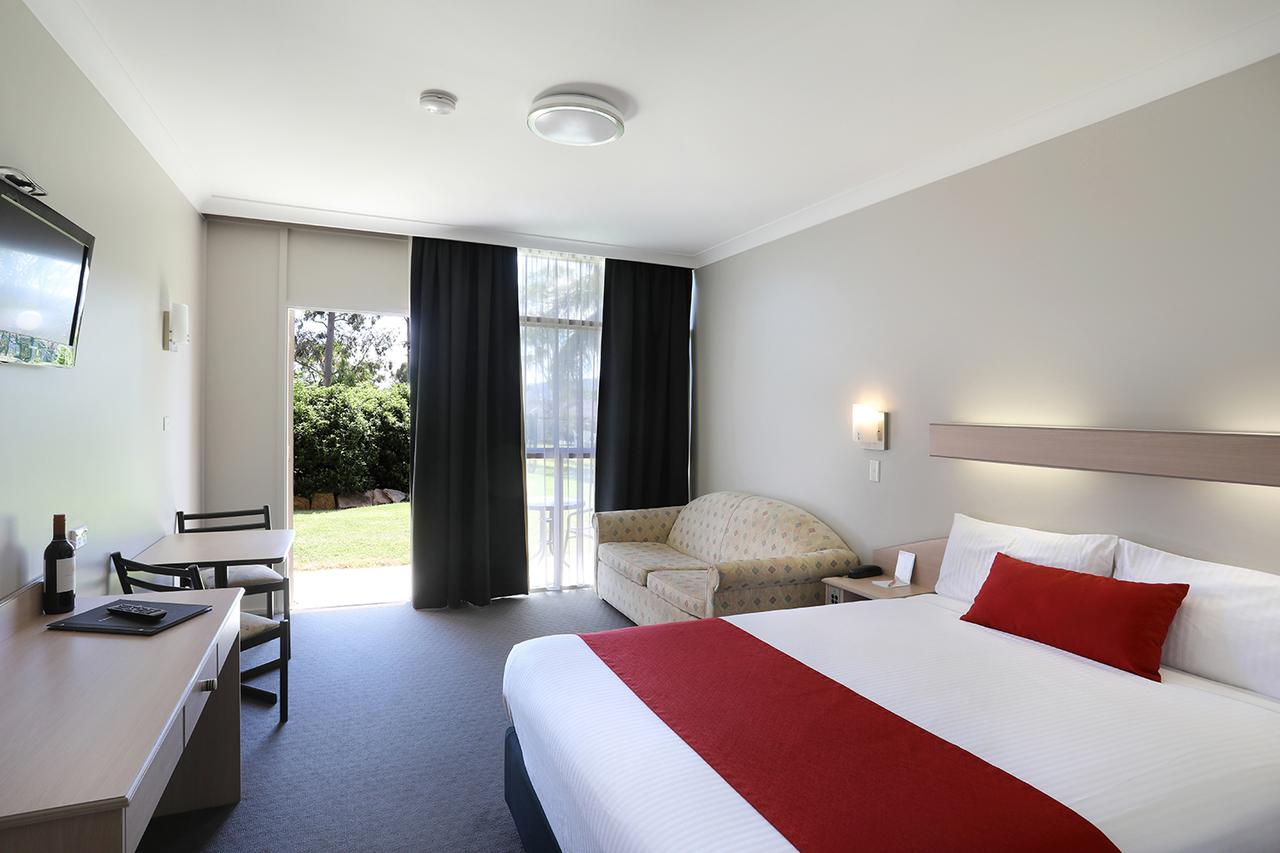 Econo Lodge Tamworth - Accommodation Sunshine Coast